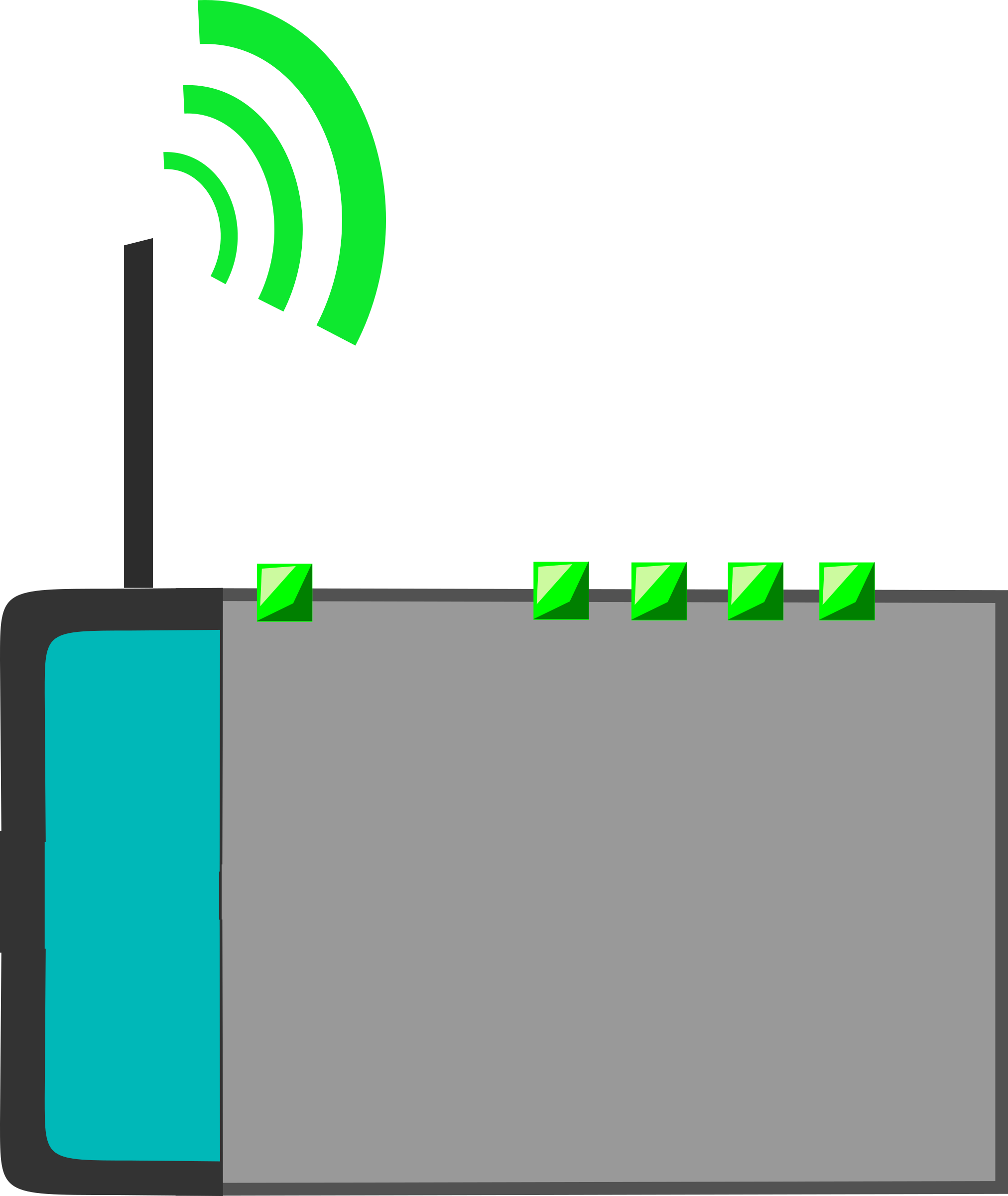 router wifi by buggi