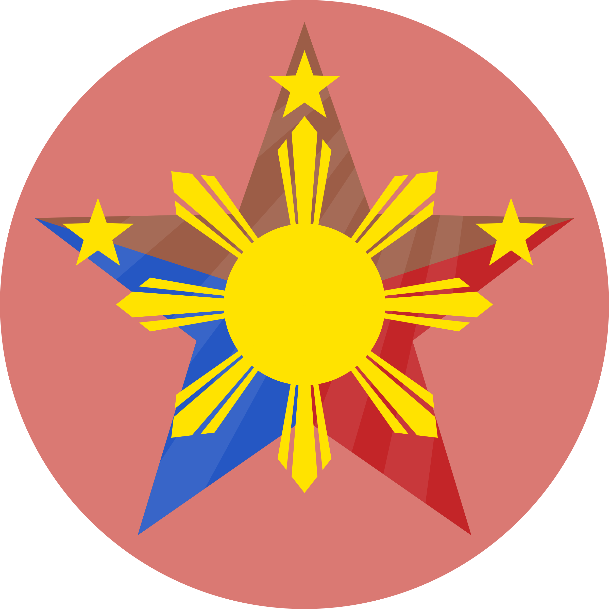 Fictional Filipino Luck Symbol by qubodup