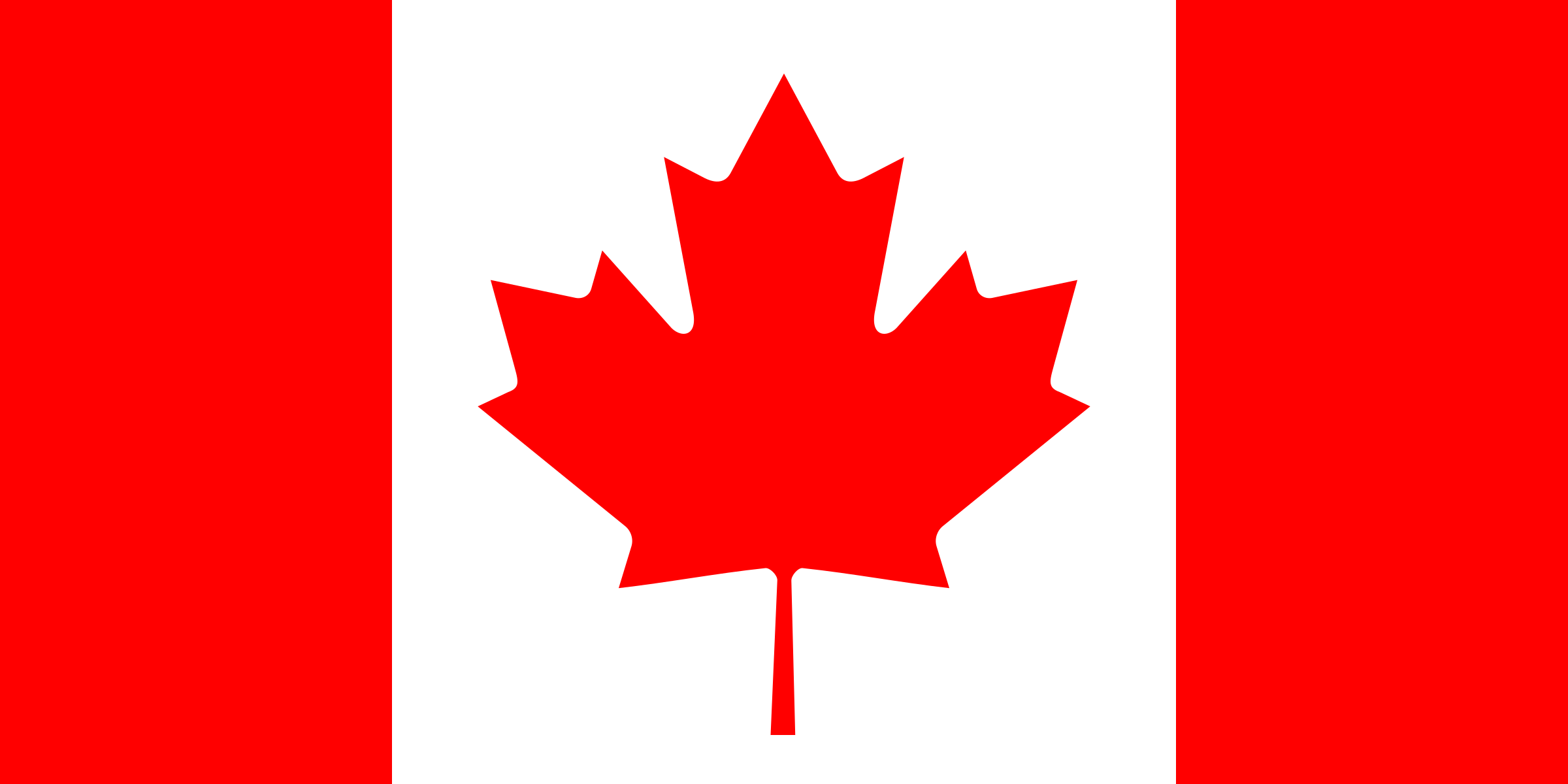 Flag of Canada by Thilo