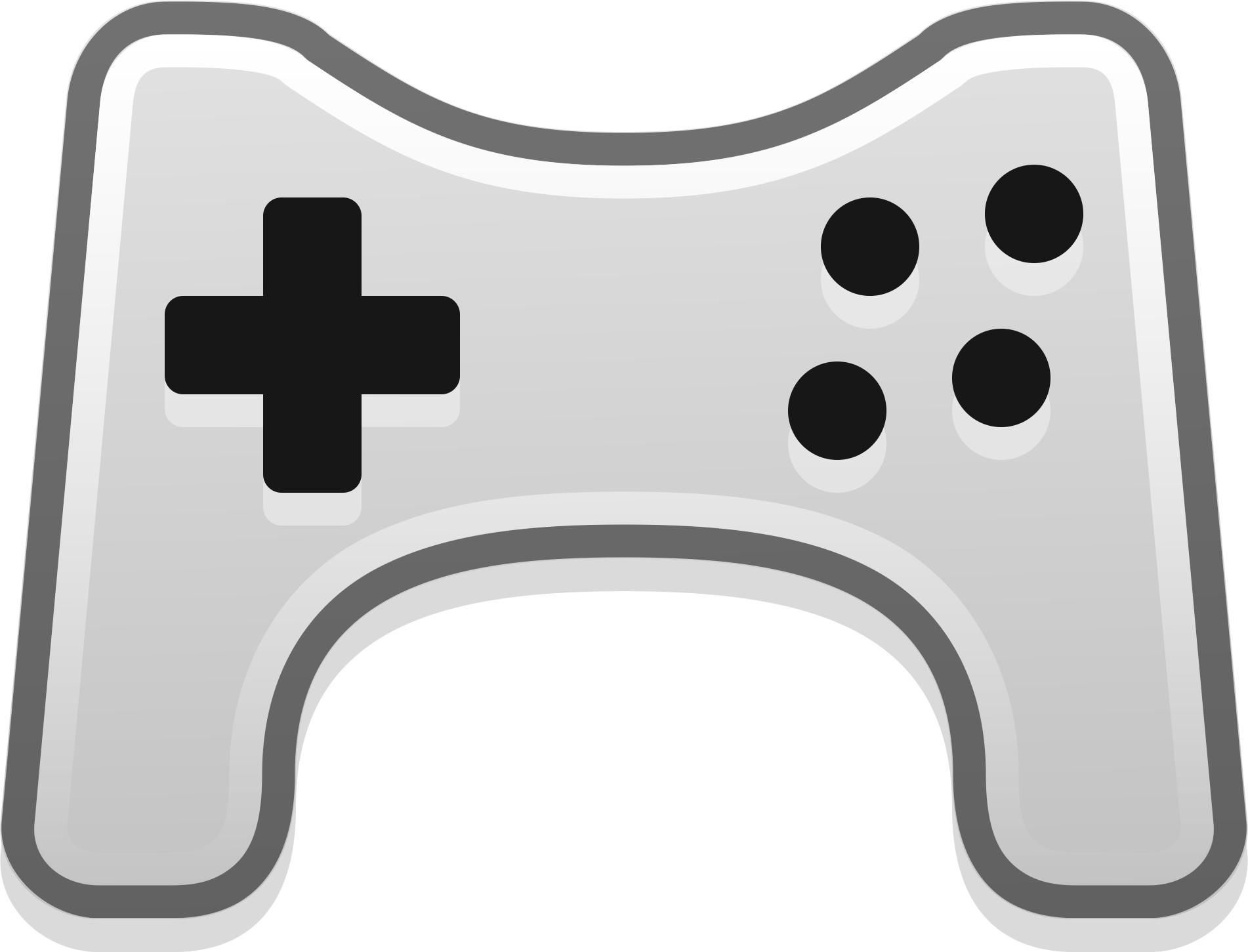 clipart gamepad inkscape clipart free inkscape clipart tutorial