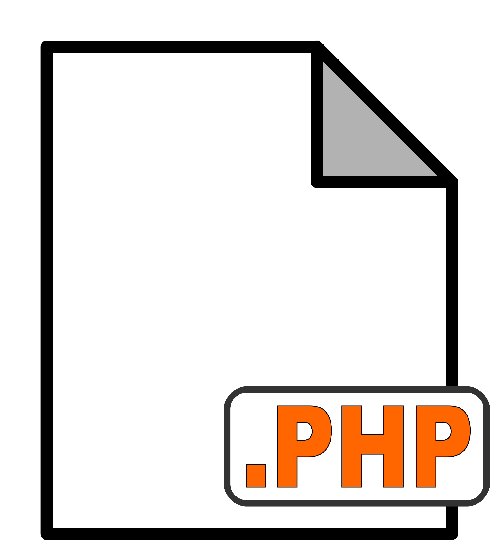 PHP Document by isendrak