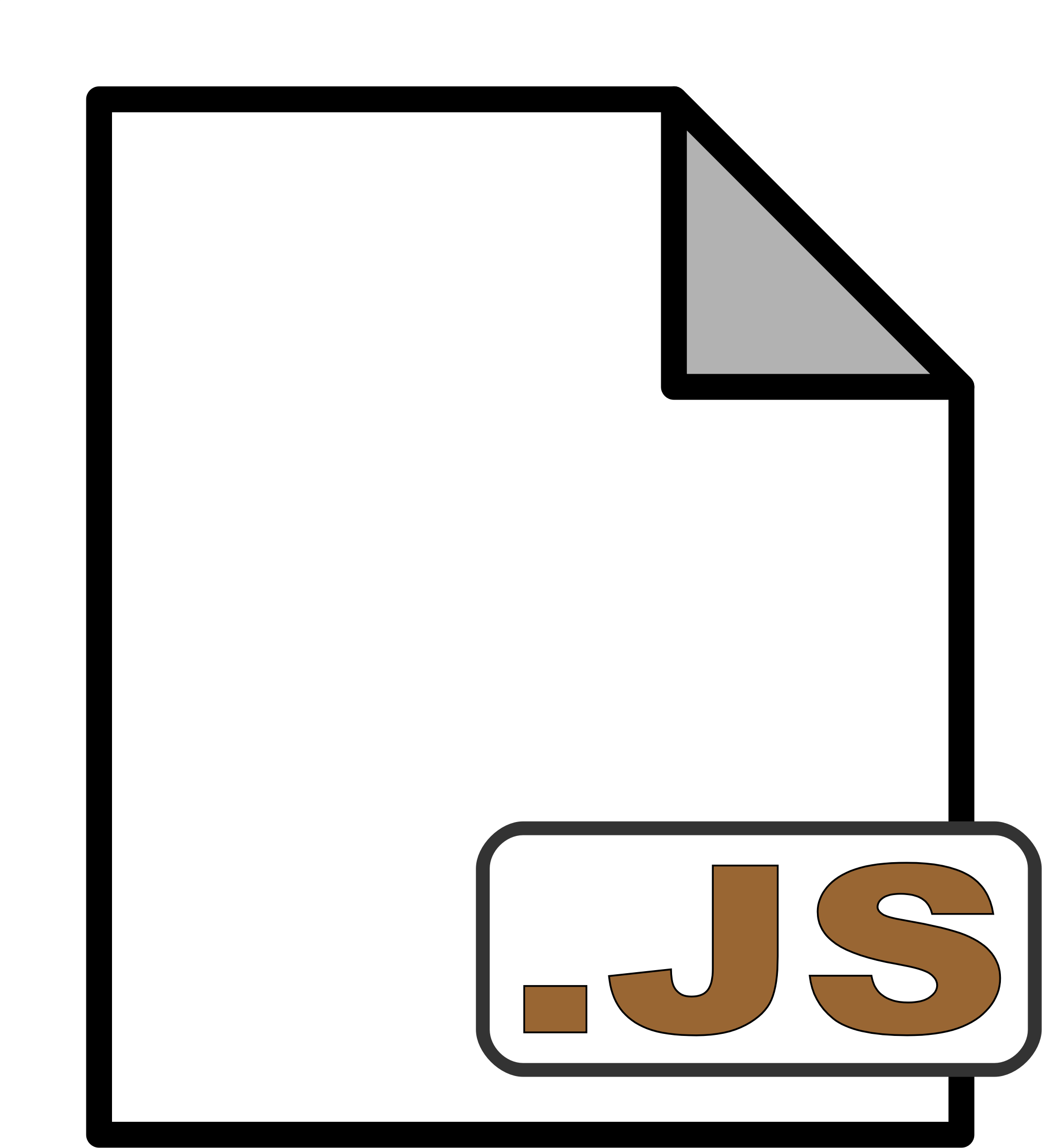 JS Document by isendrak
