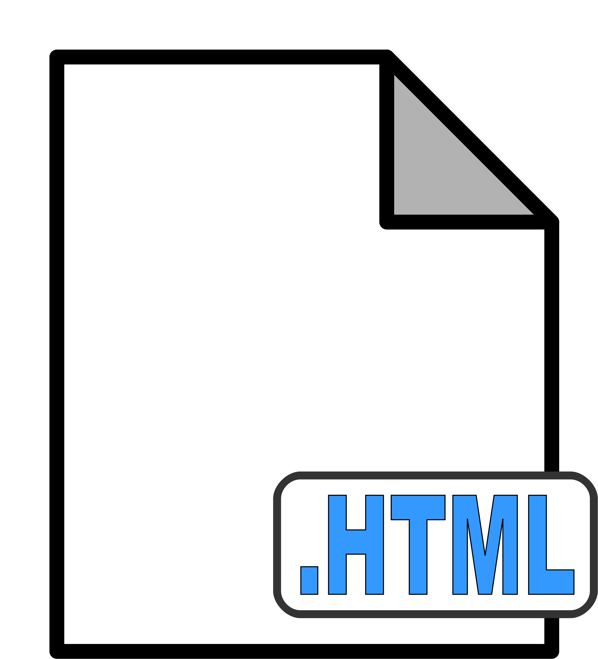 HTML Document by isendrak