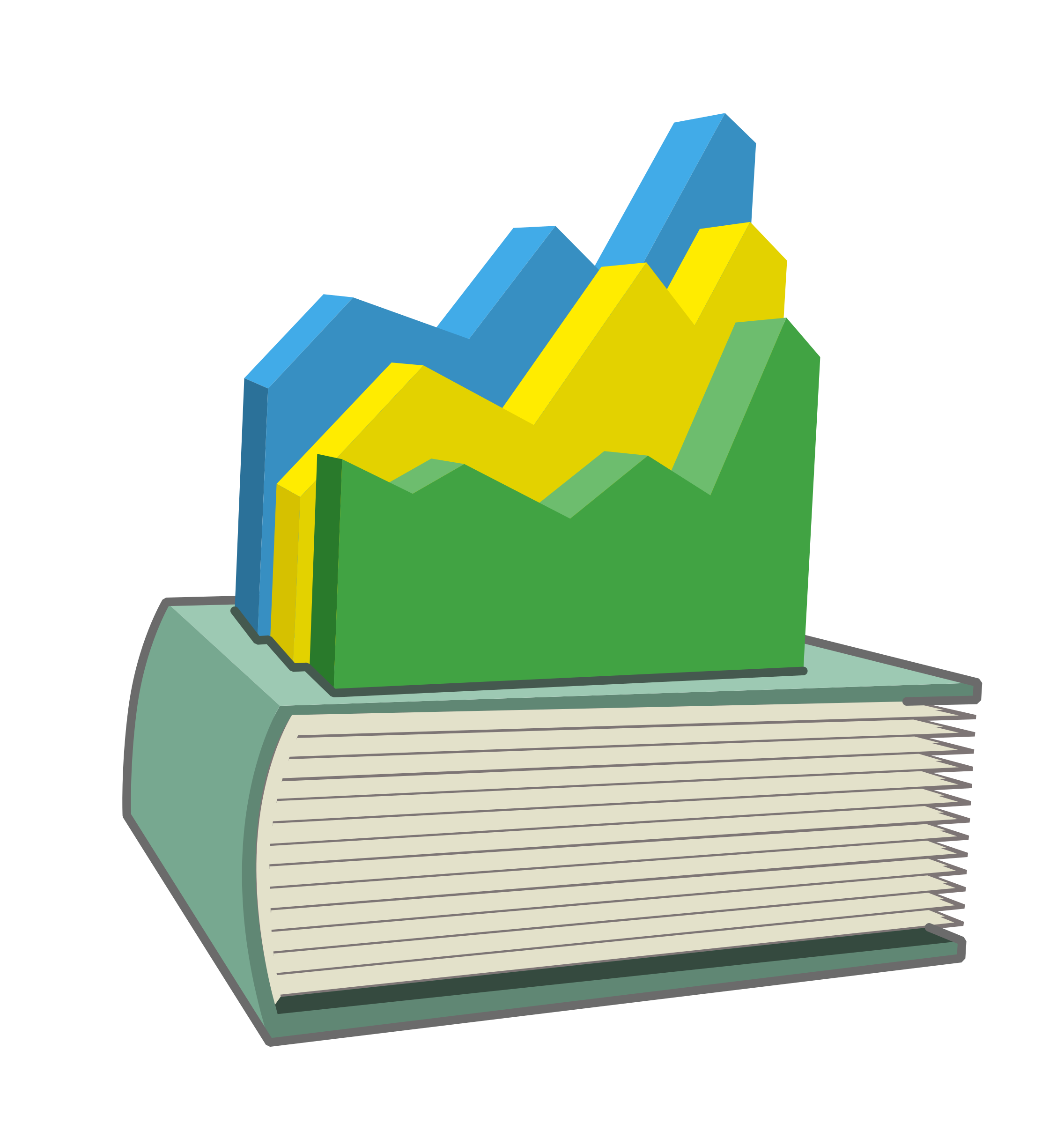 statistical Yearbook by enolynn
