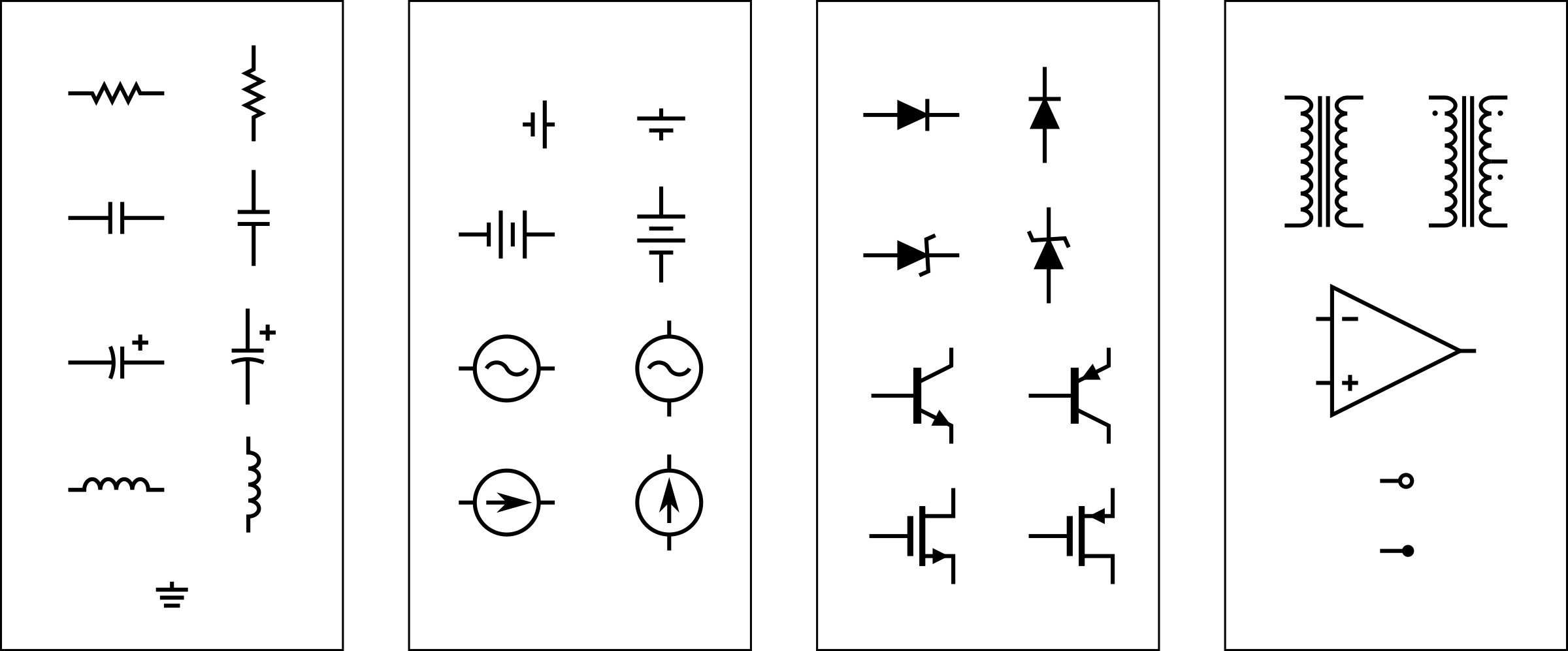 Symbol Of An Op Amp Schematic Wiring Diagrams Circuit For Led Clipart Symbols I Speaker