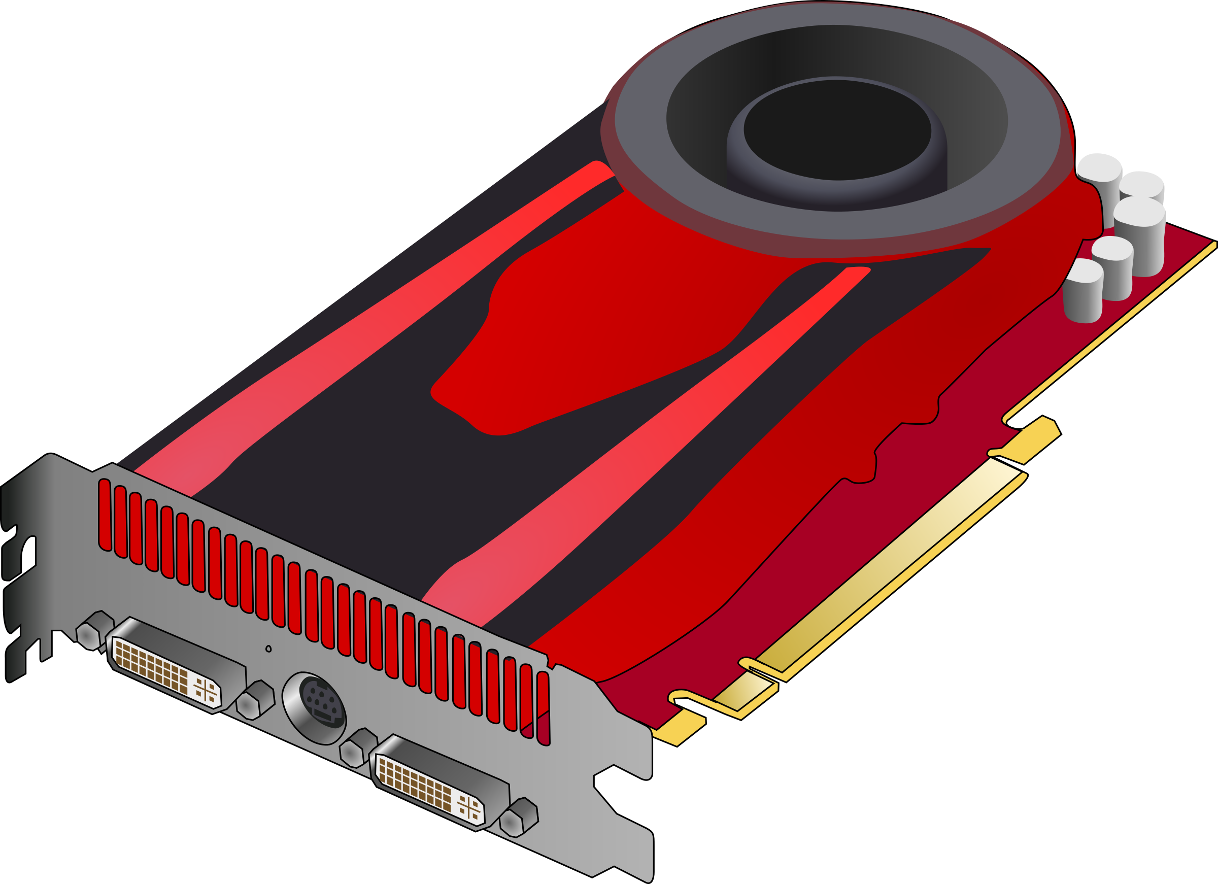 Video card by jhnri4