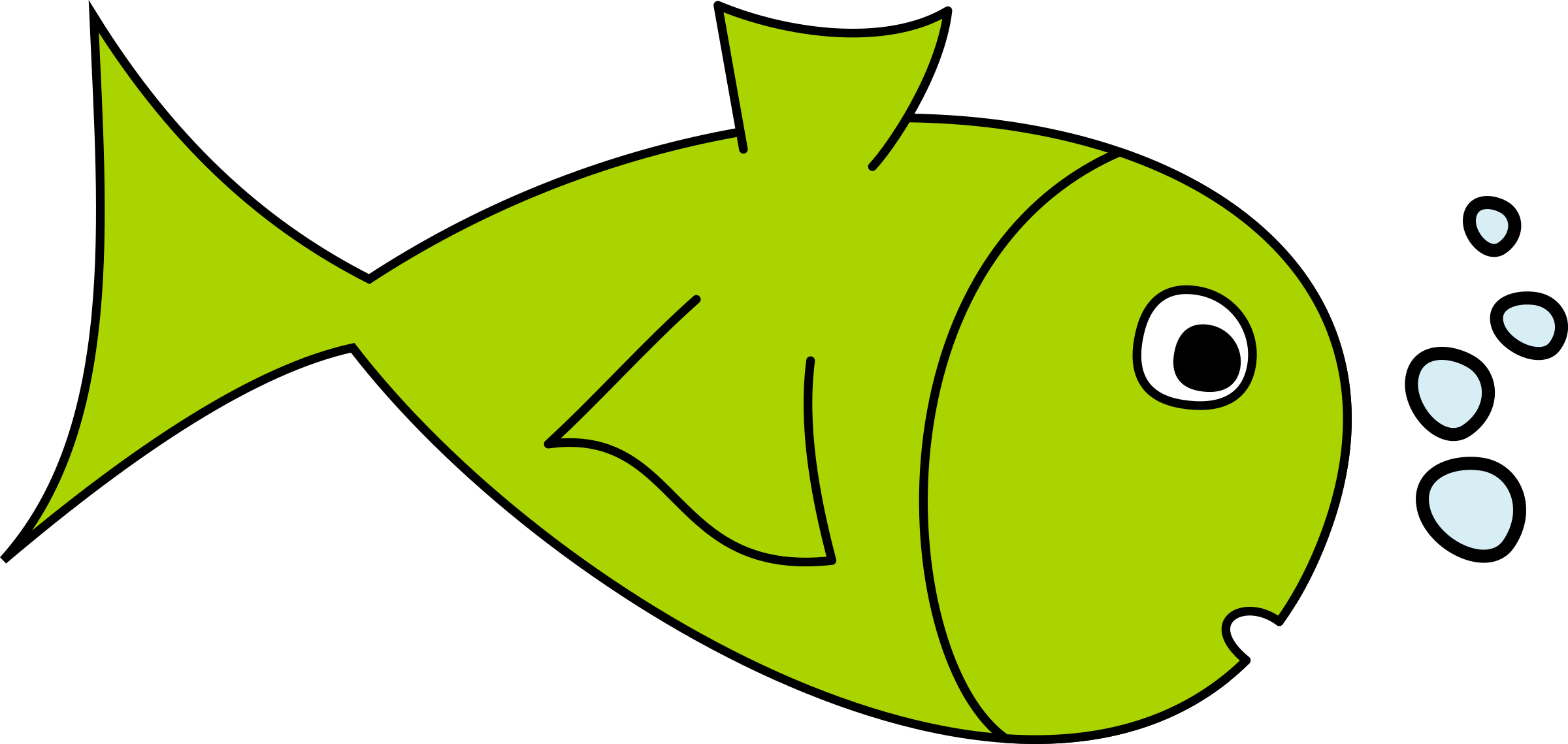 vector fish clip art free - photo #31