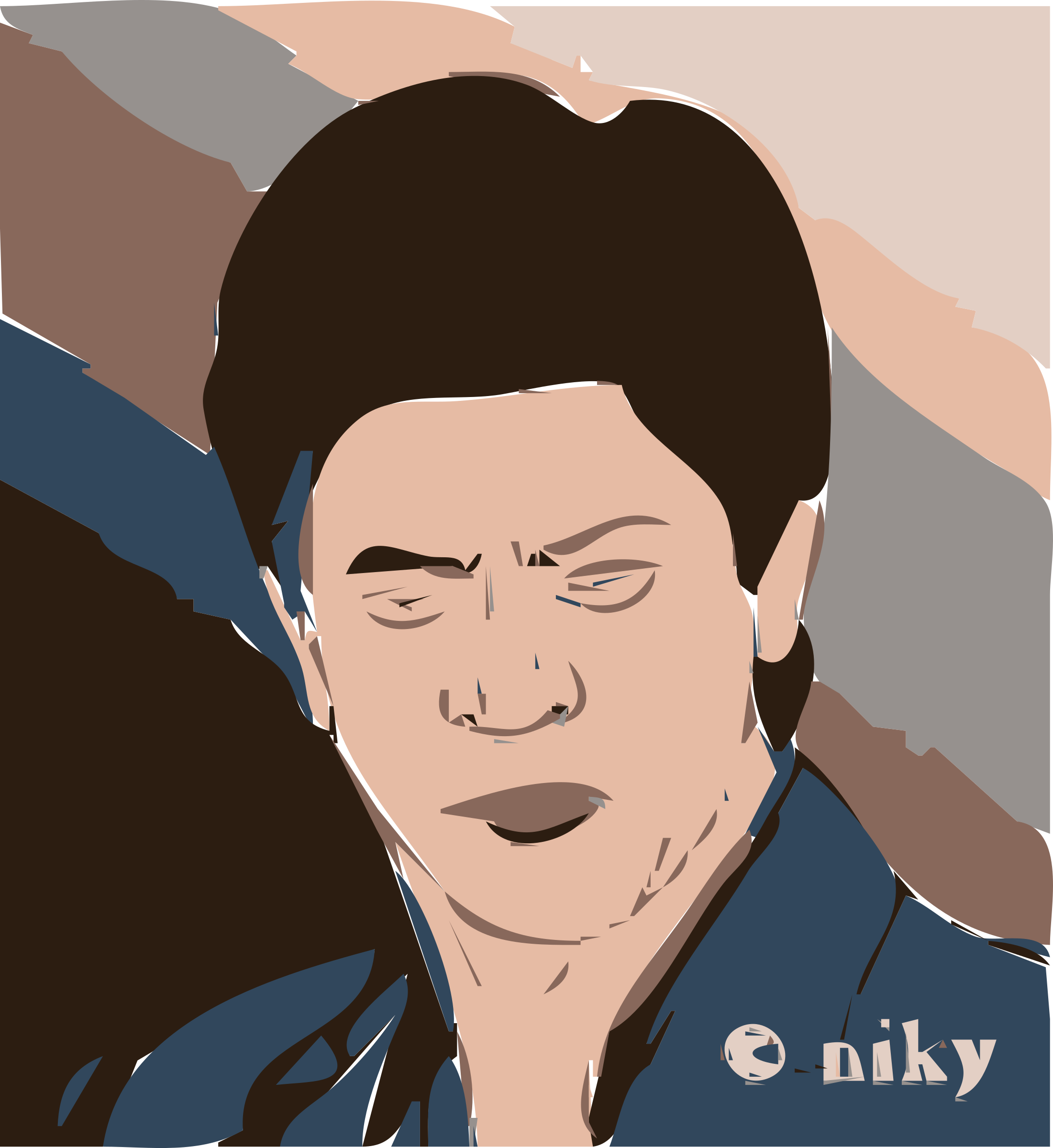 Shahrukh khan by Niky