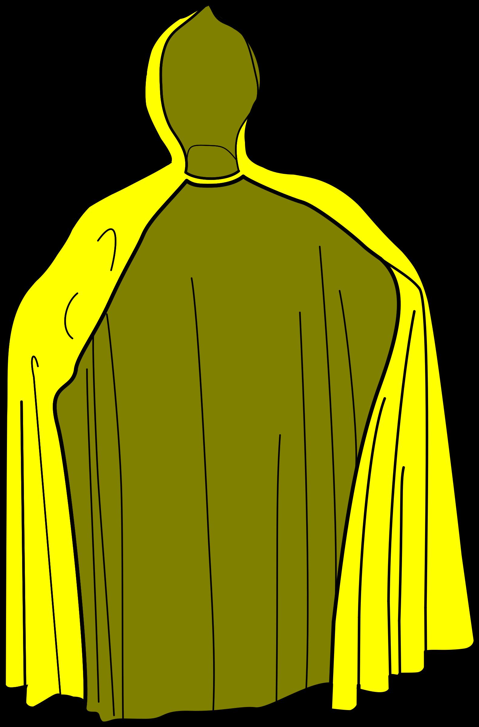 clipart rain coat