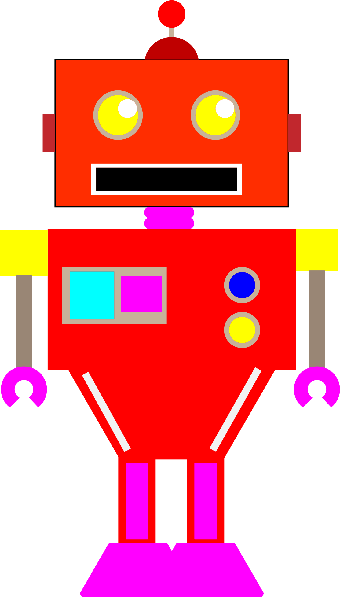Robot by Jake:D