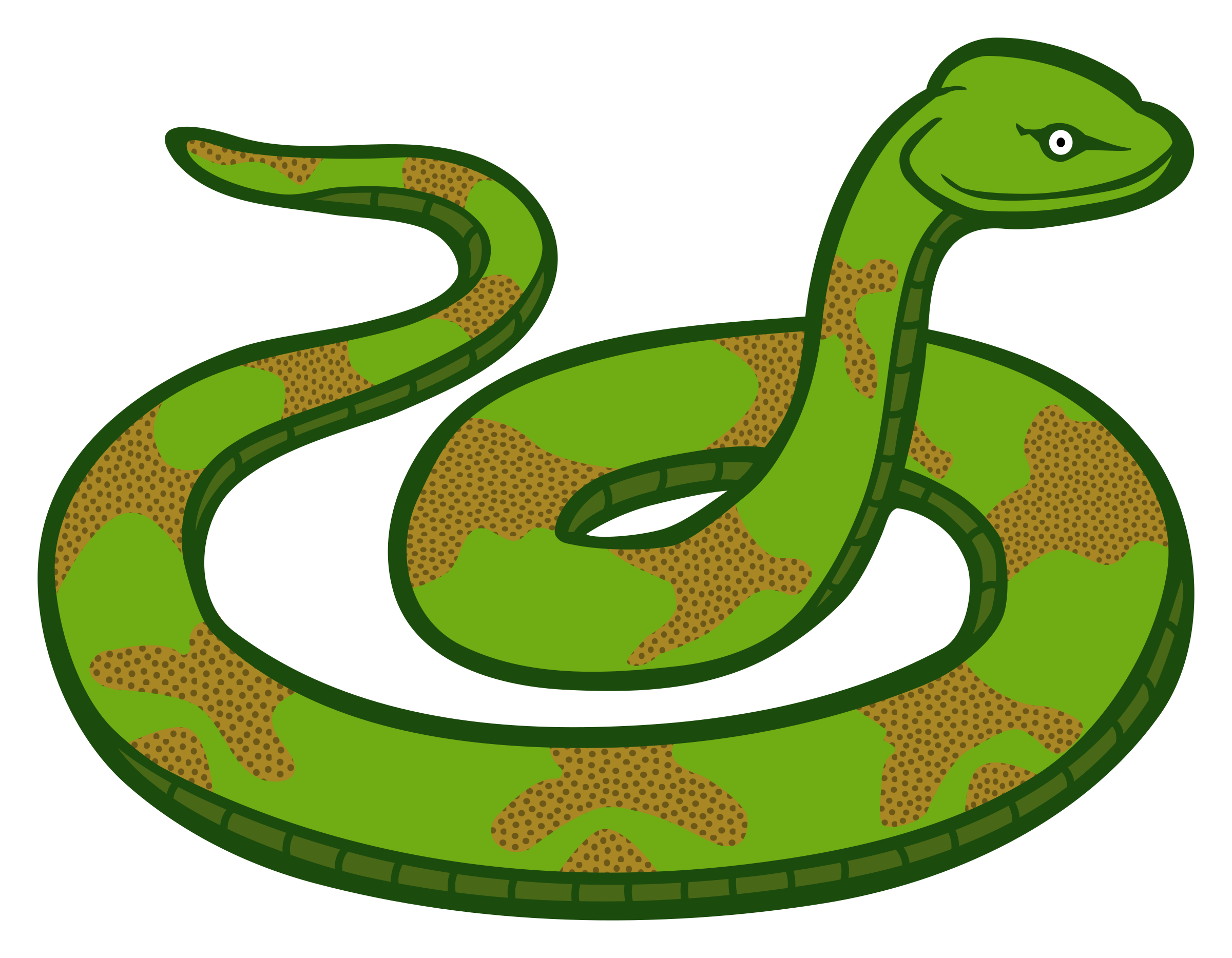 clipart snake coloured rh openclipart org clipart snakes and ladders clipart snakes and ladders