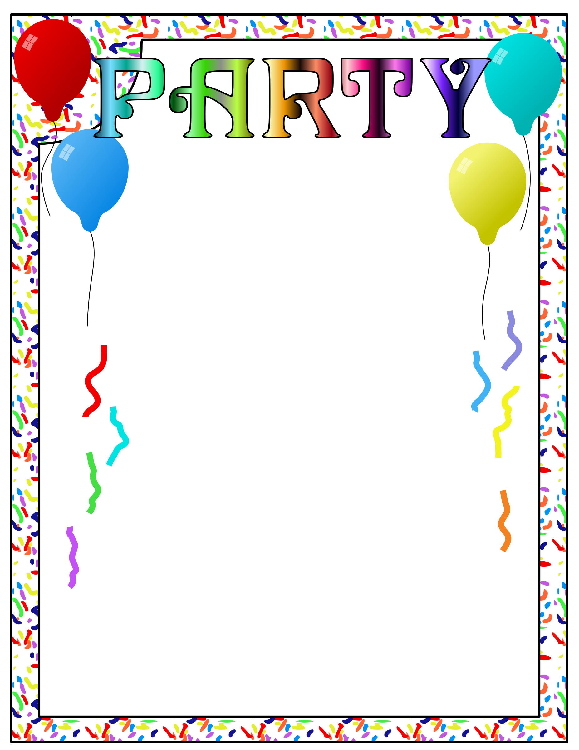 Party Sign by Arvin61r58