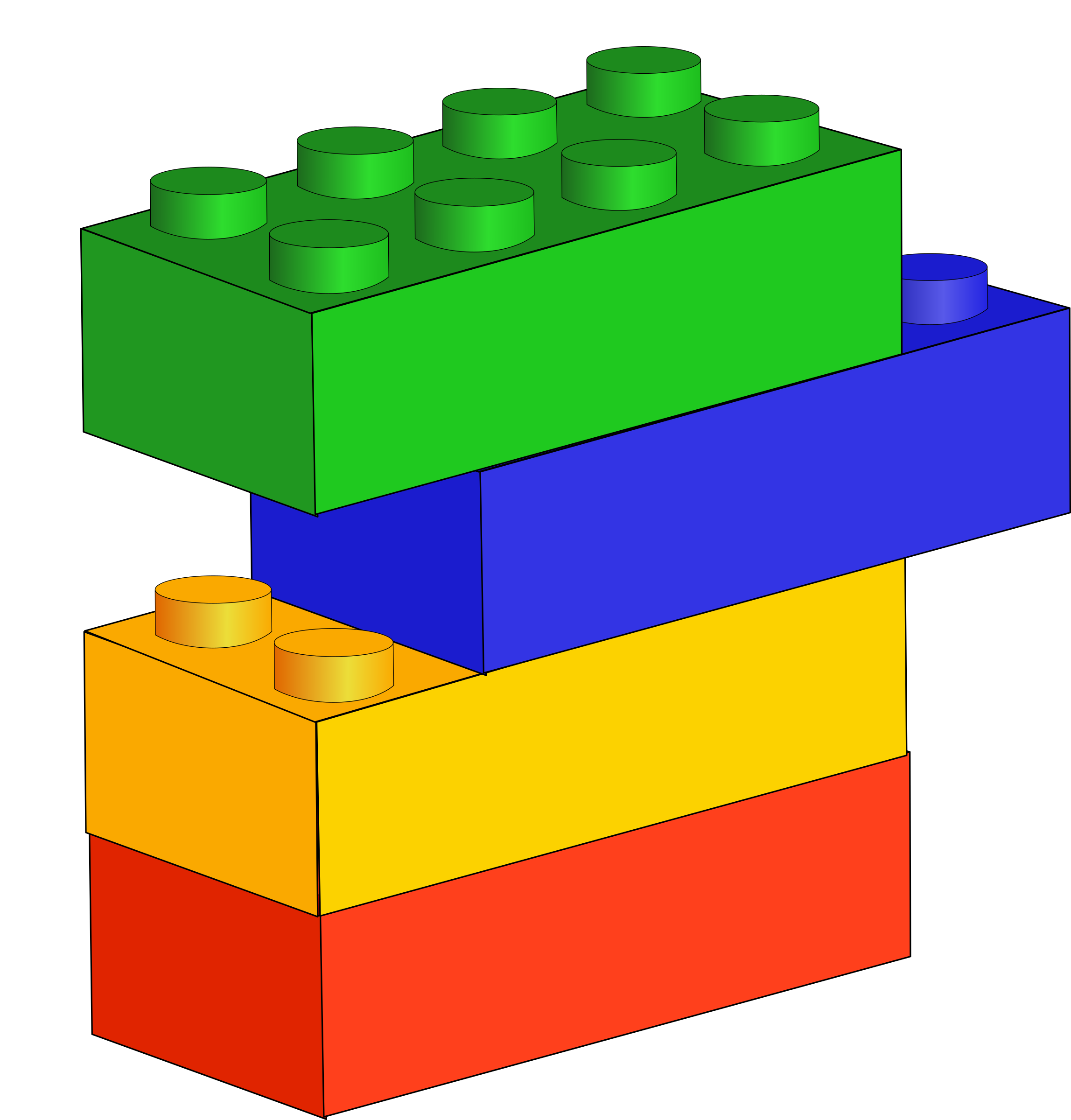 Building Blocks Of Art : Clipart building blocks