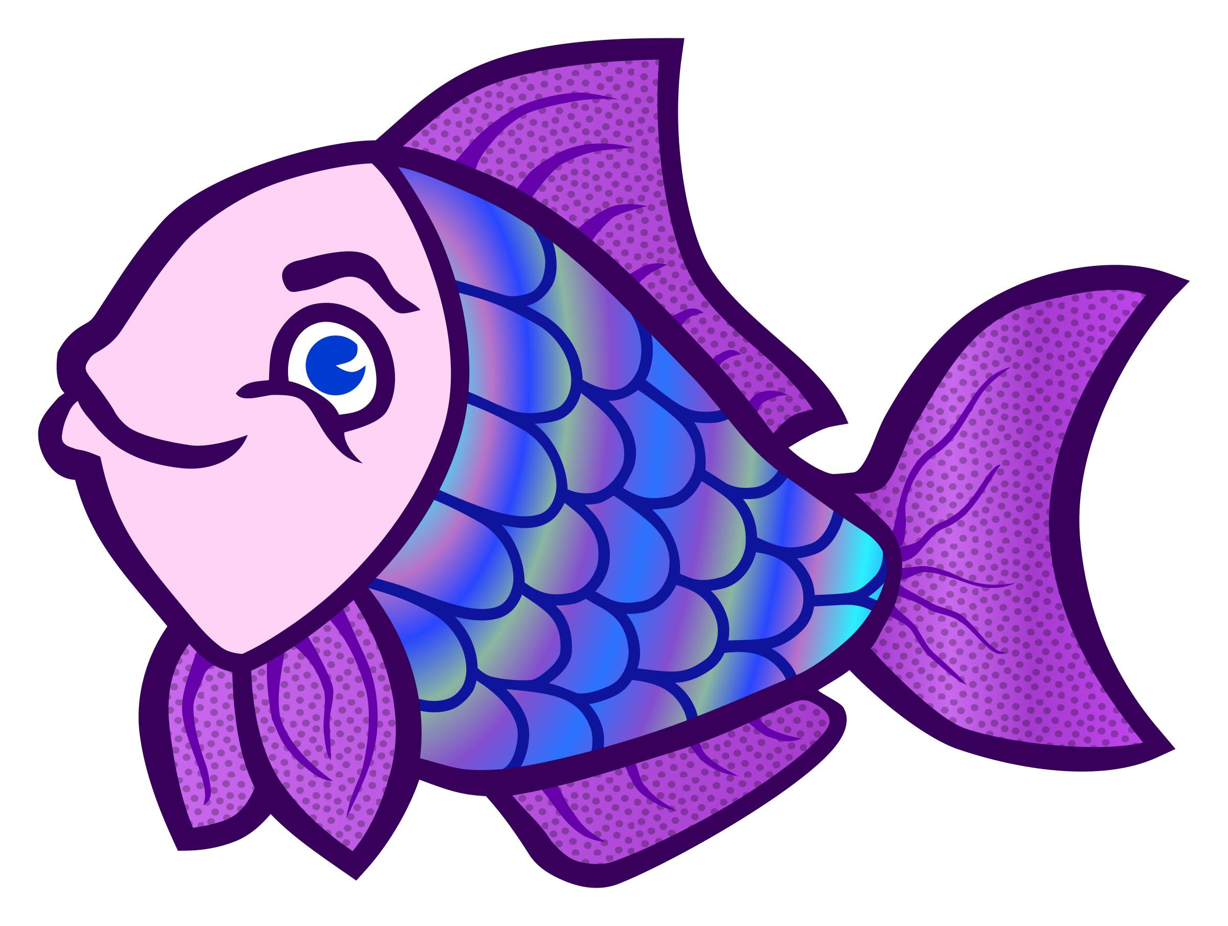fish - coloured by frankes