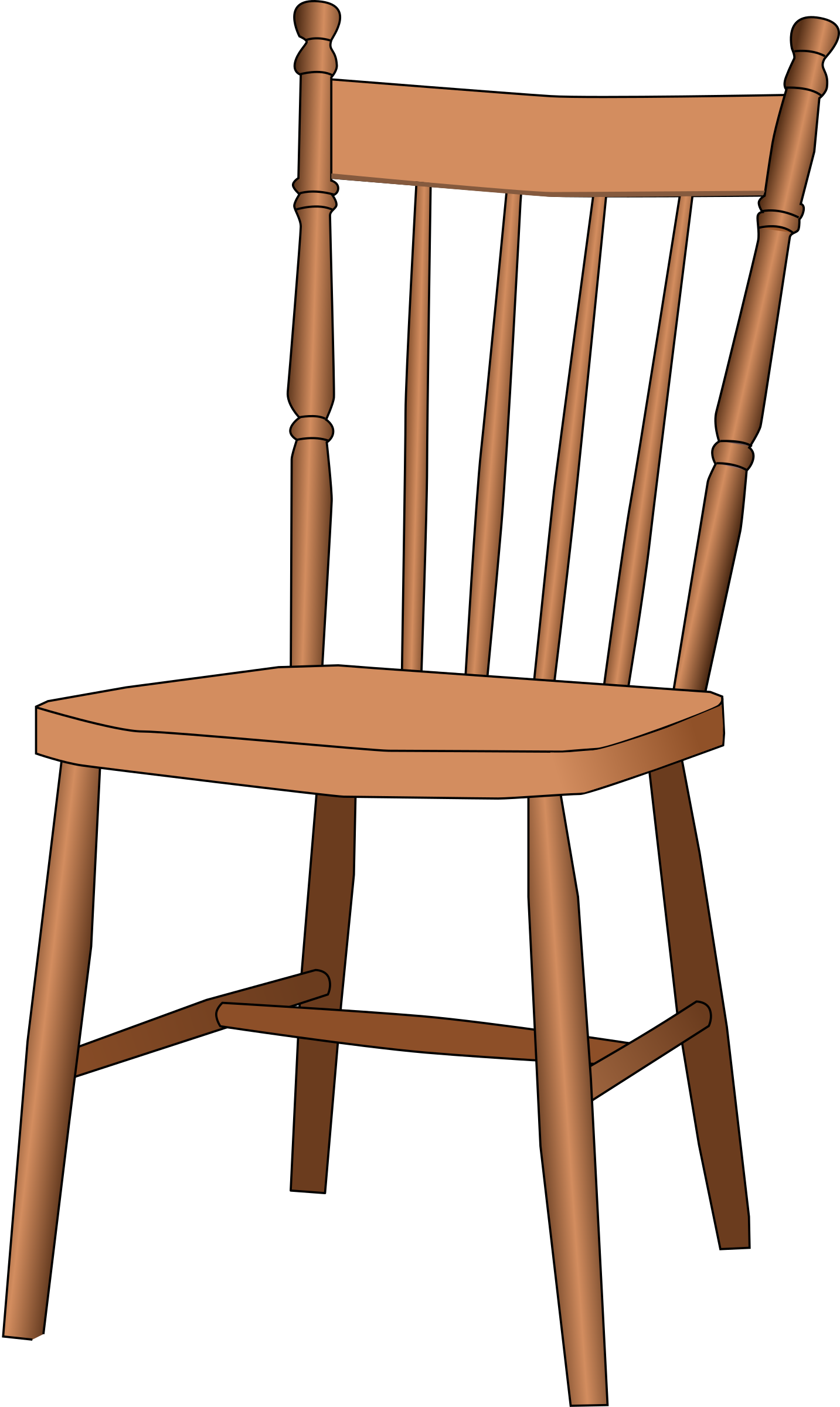 Clipart Windsor Chair