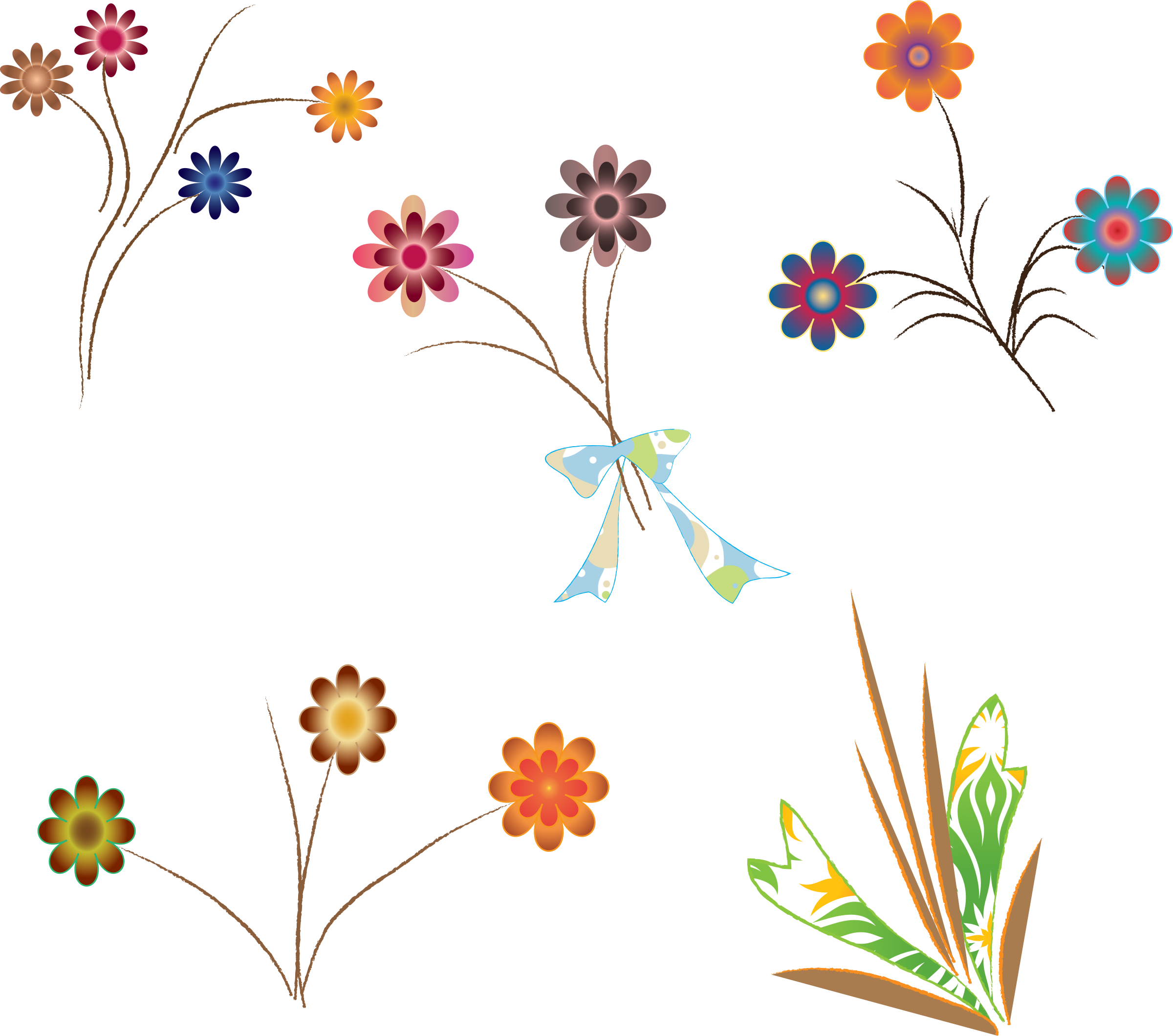 Clipart Flowers For You