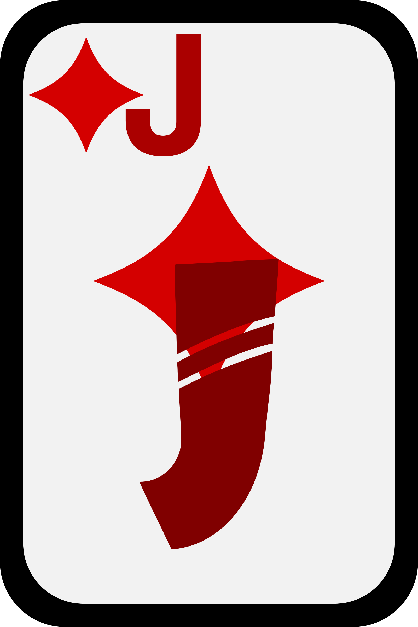 Jack of Diamonds by momoko