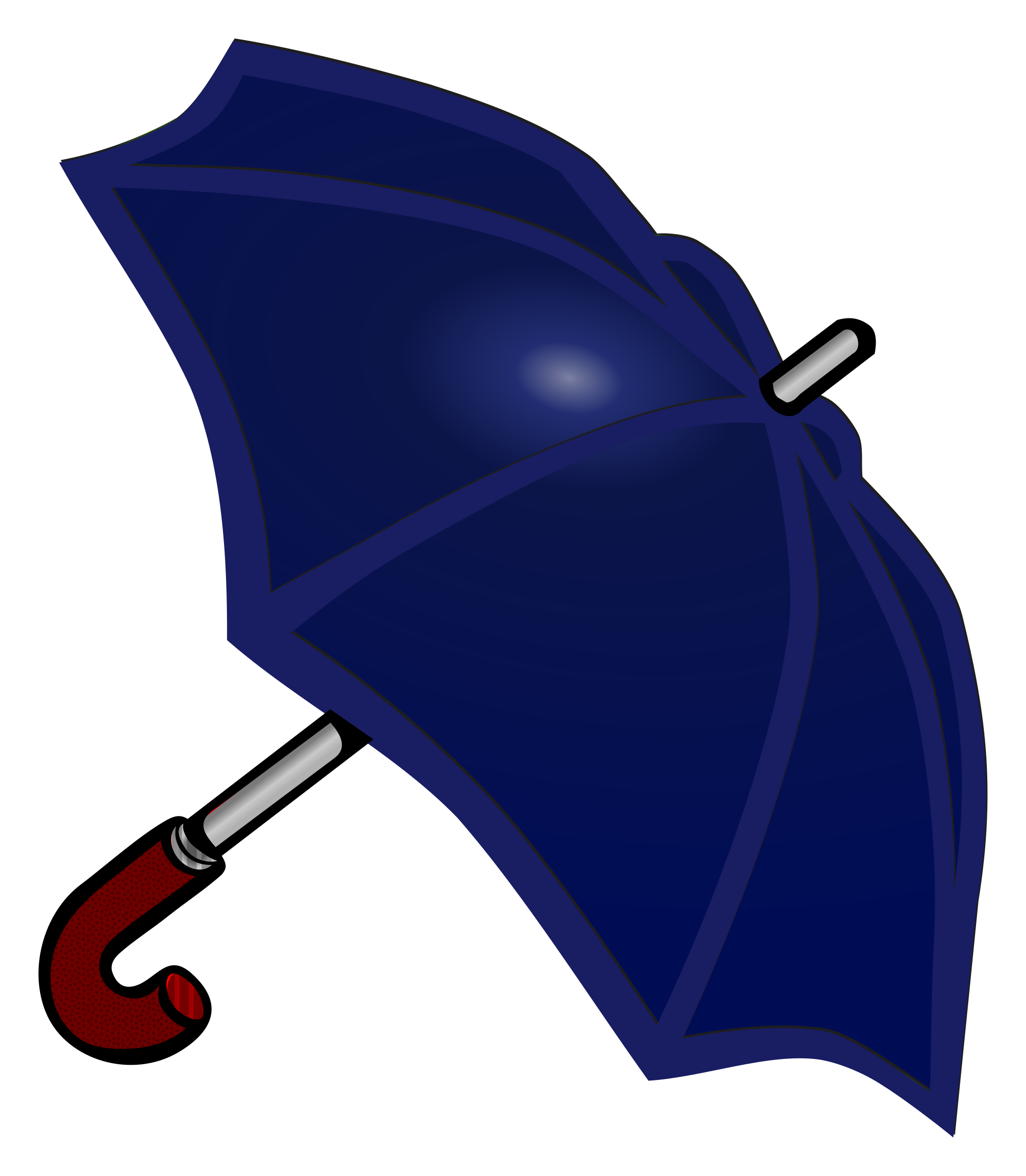 umbrella - coloured by frankes