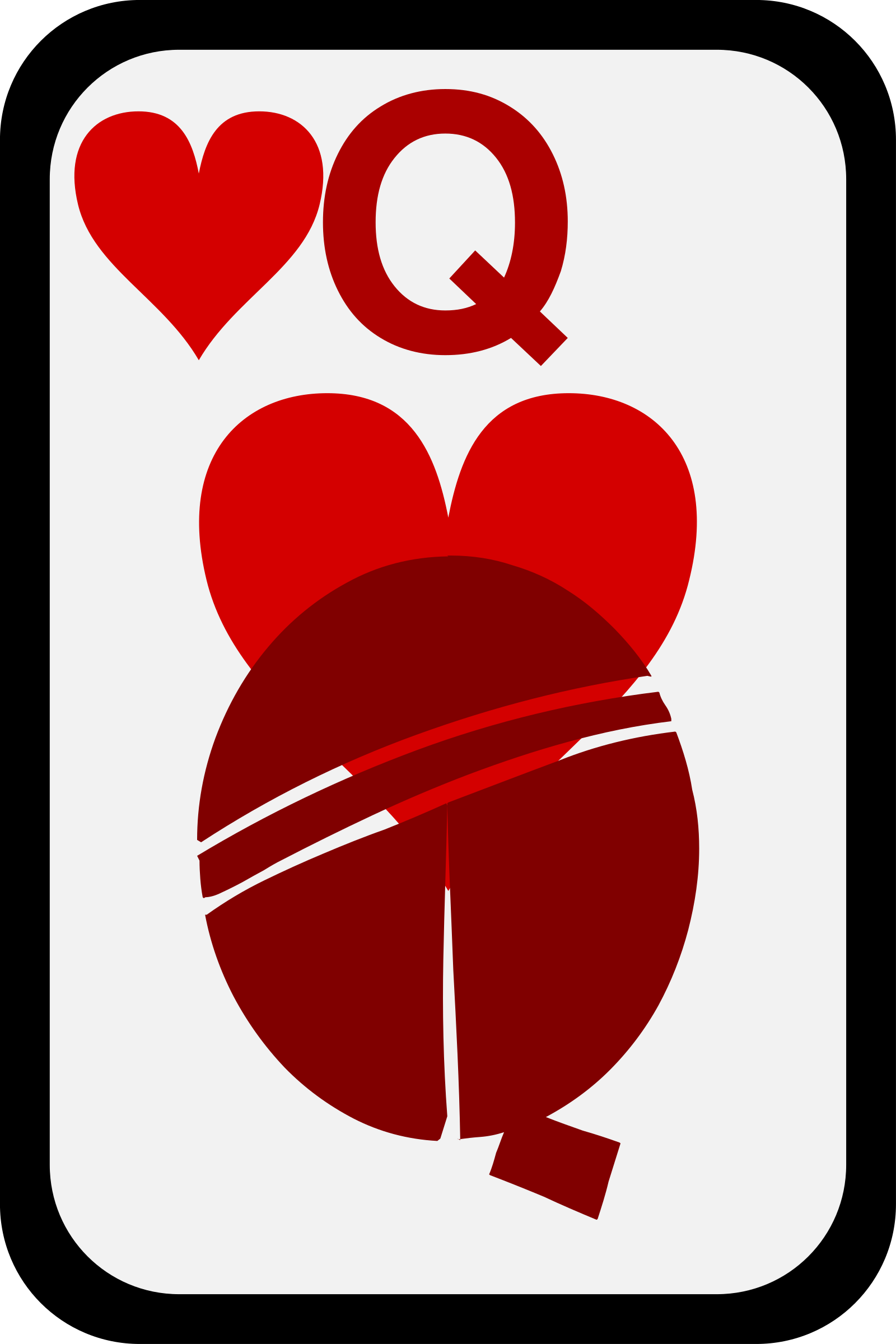 Queen of Hearts by momoko