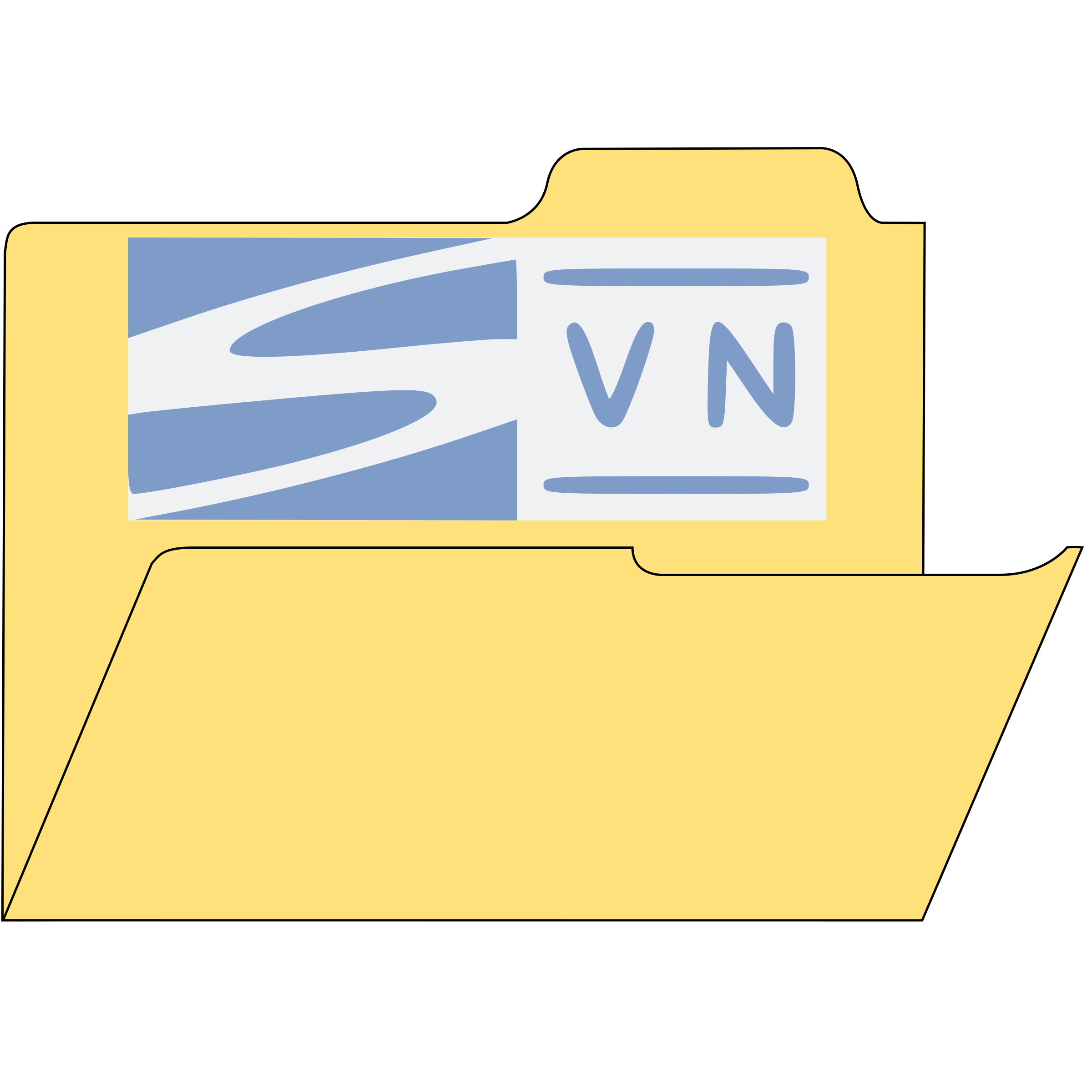 svn directory by computating