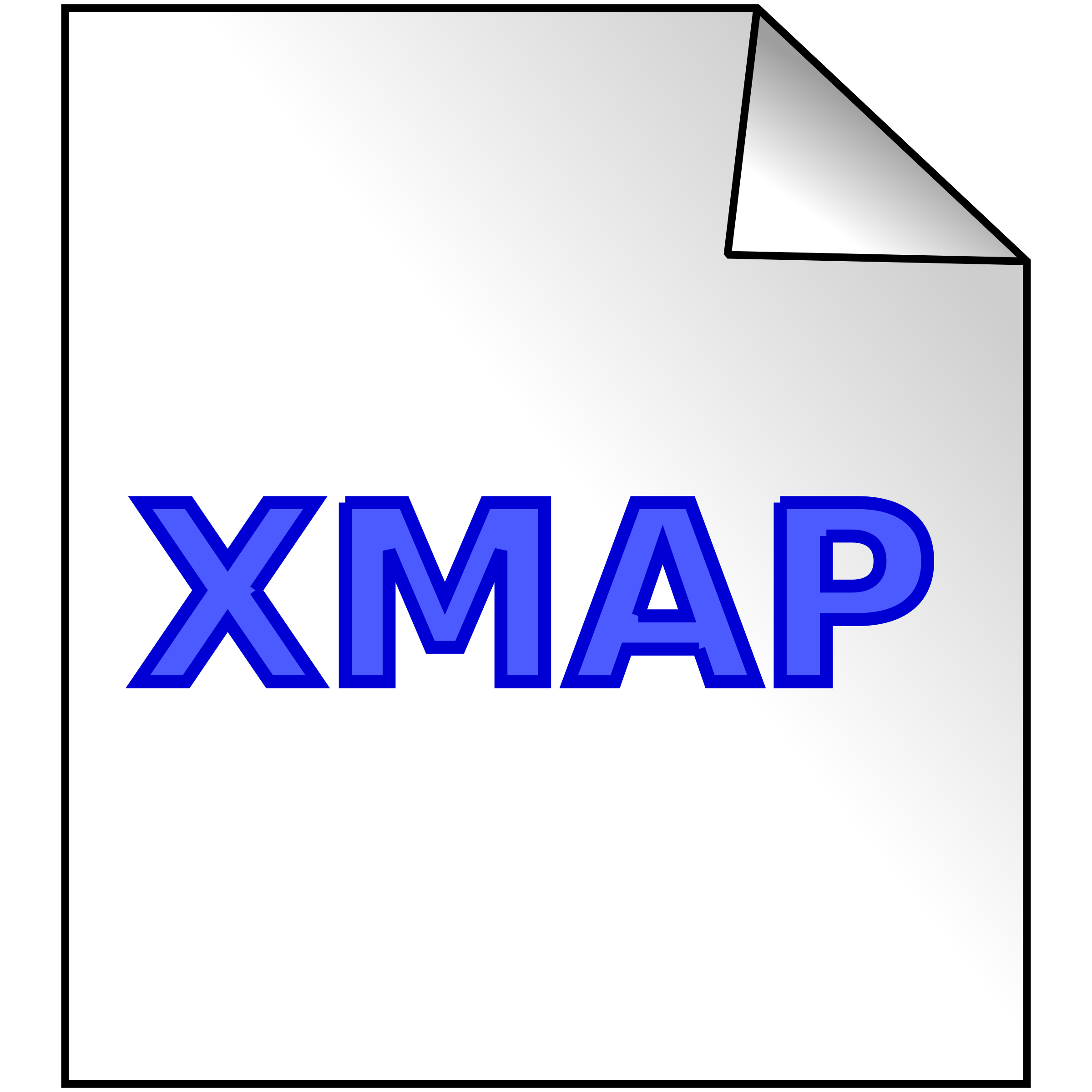 xmap file by computating