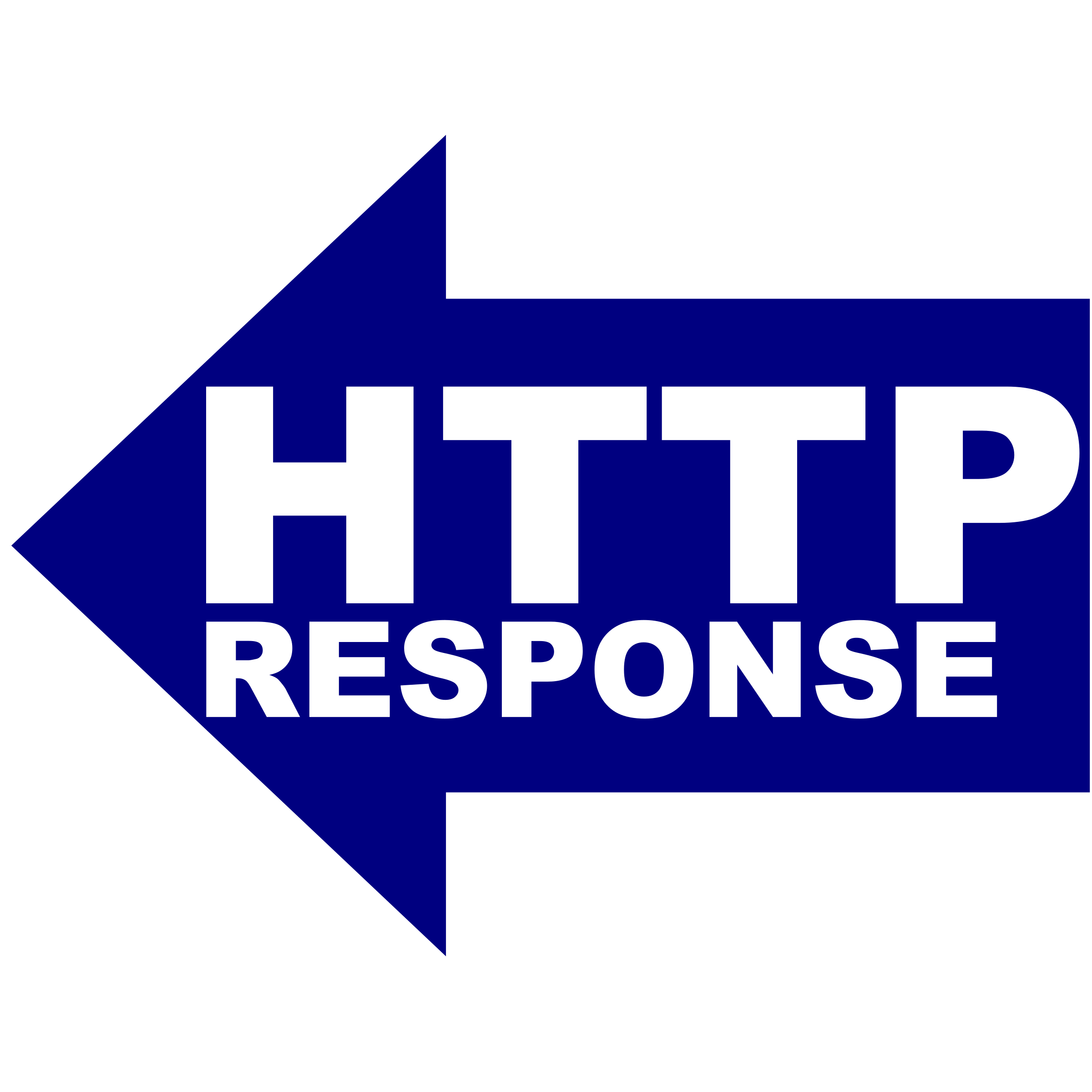 http response by computating
