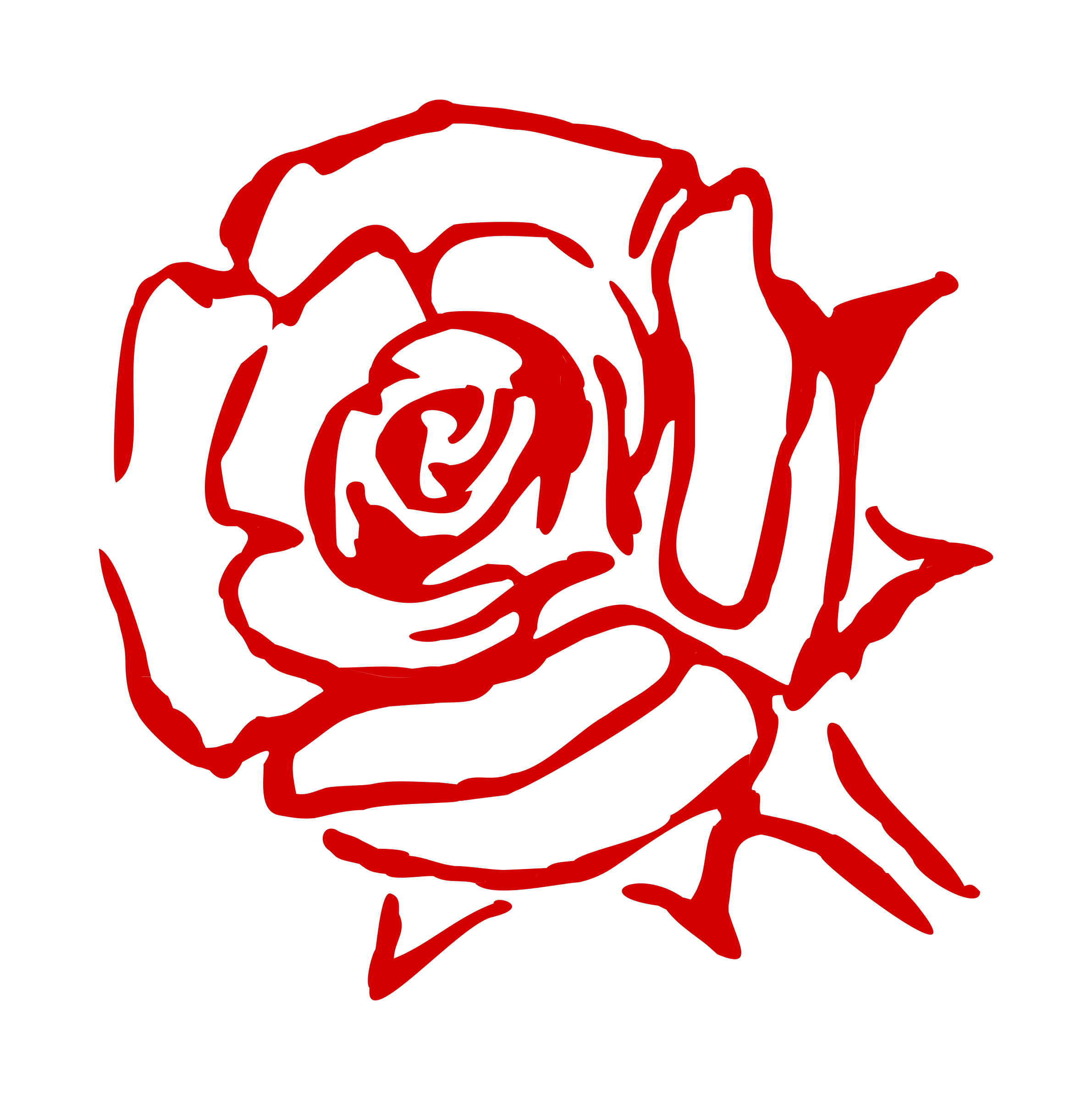 rose by worker