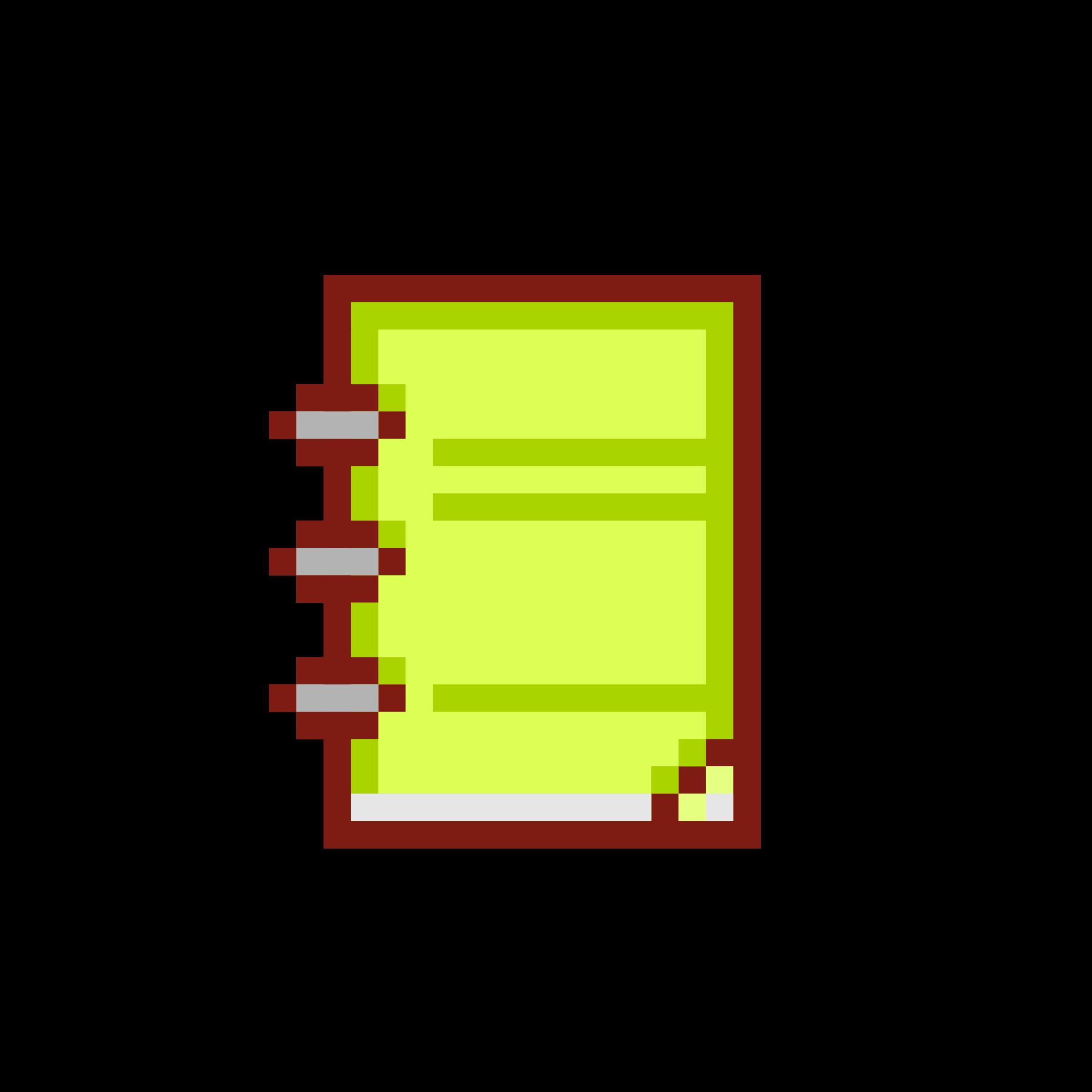 Clipart - Book Icon