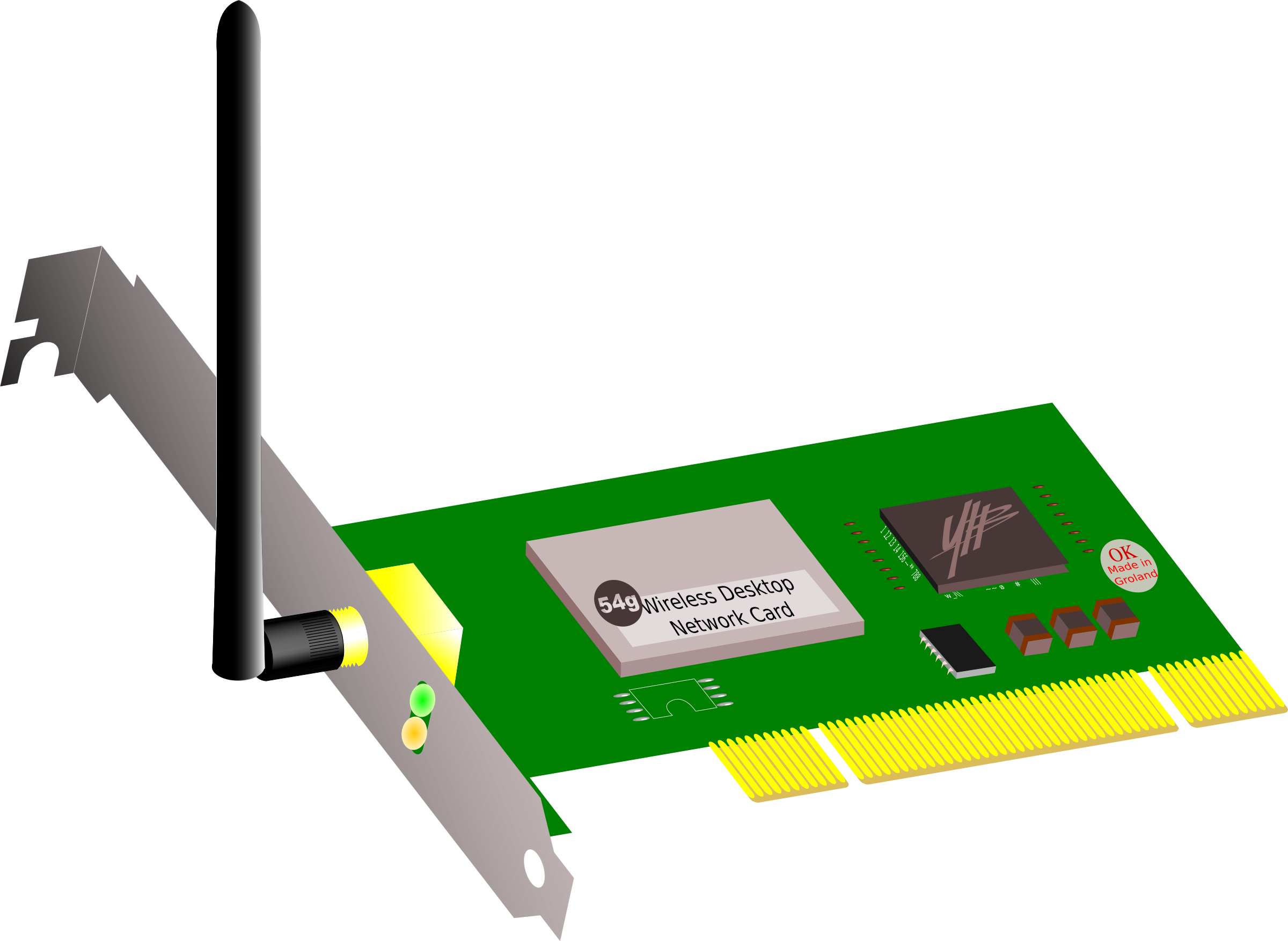wifi pci card by waielbi