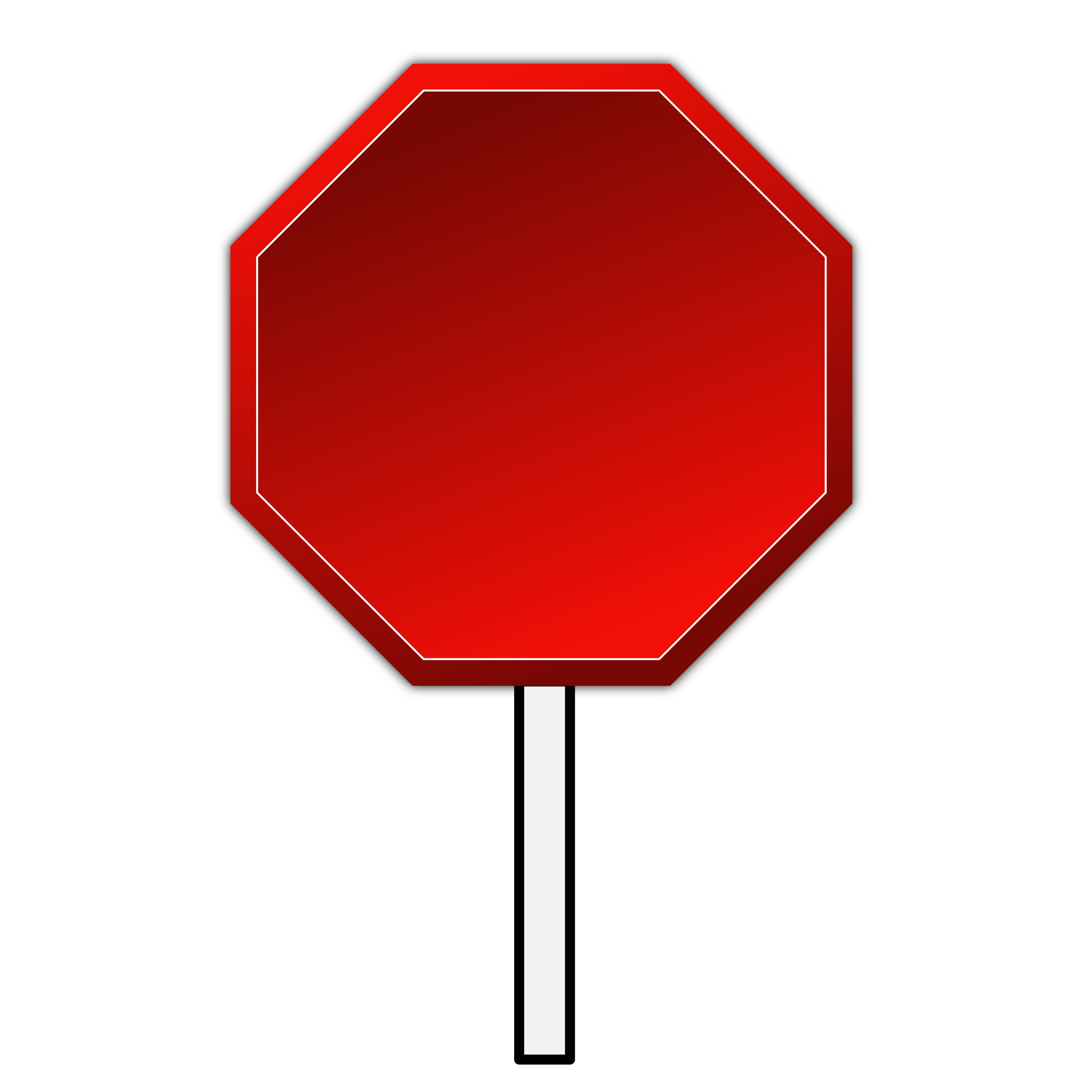 Stop Sign by hypocore