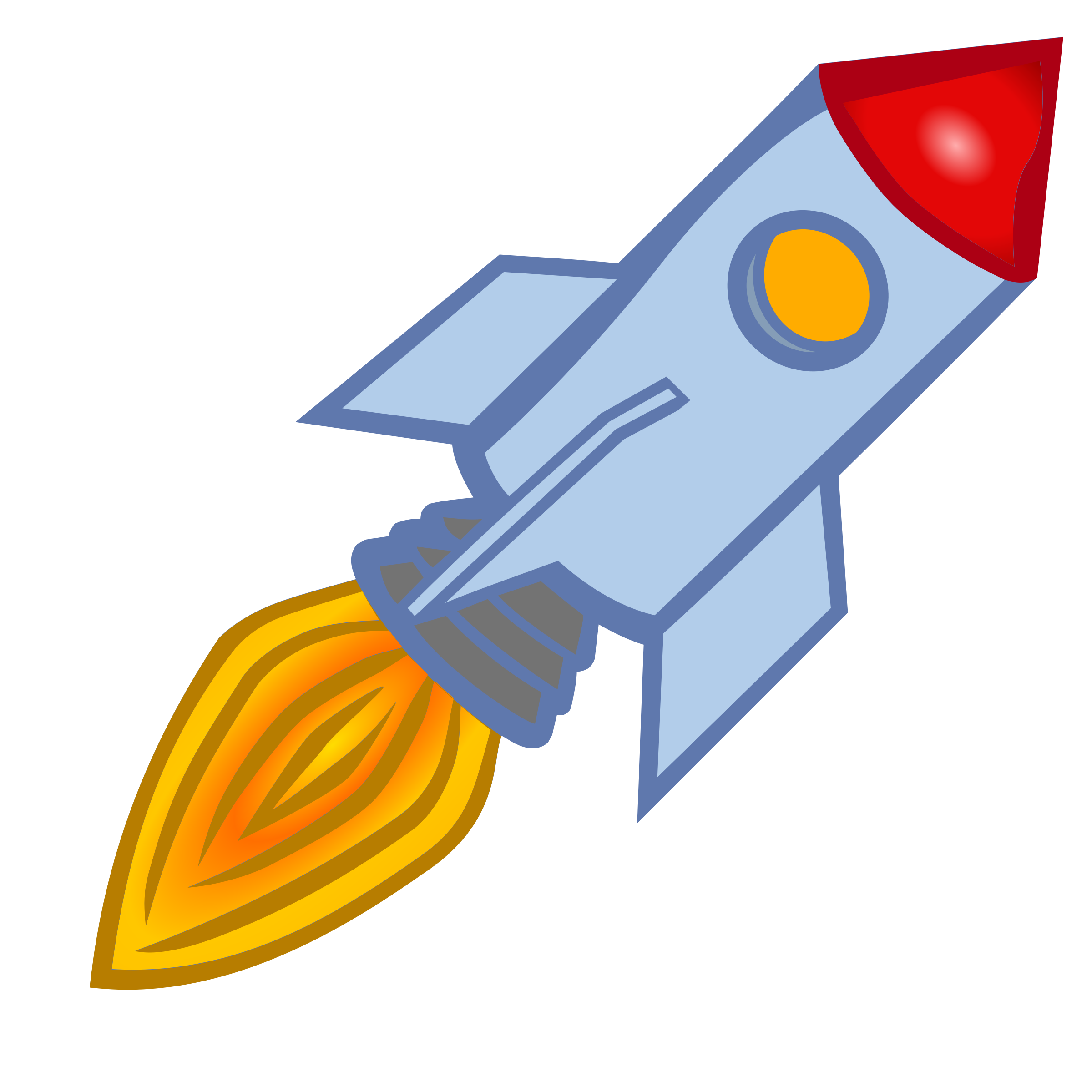 rocket - coloured by frankes