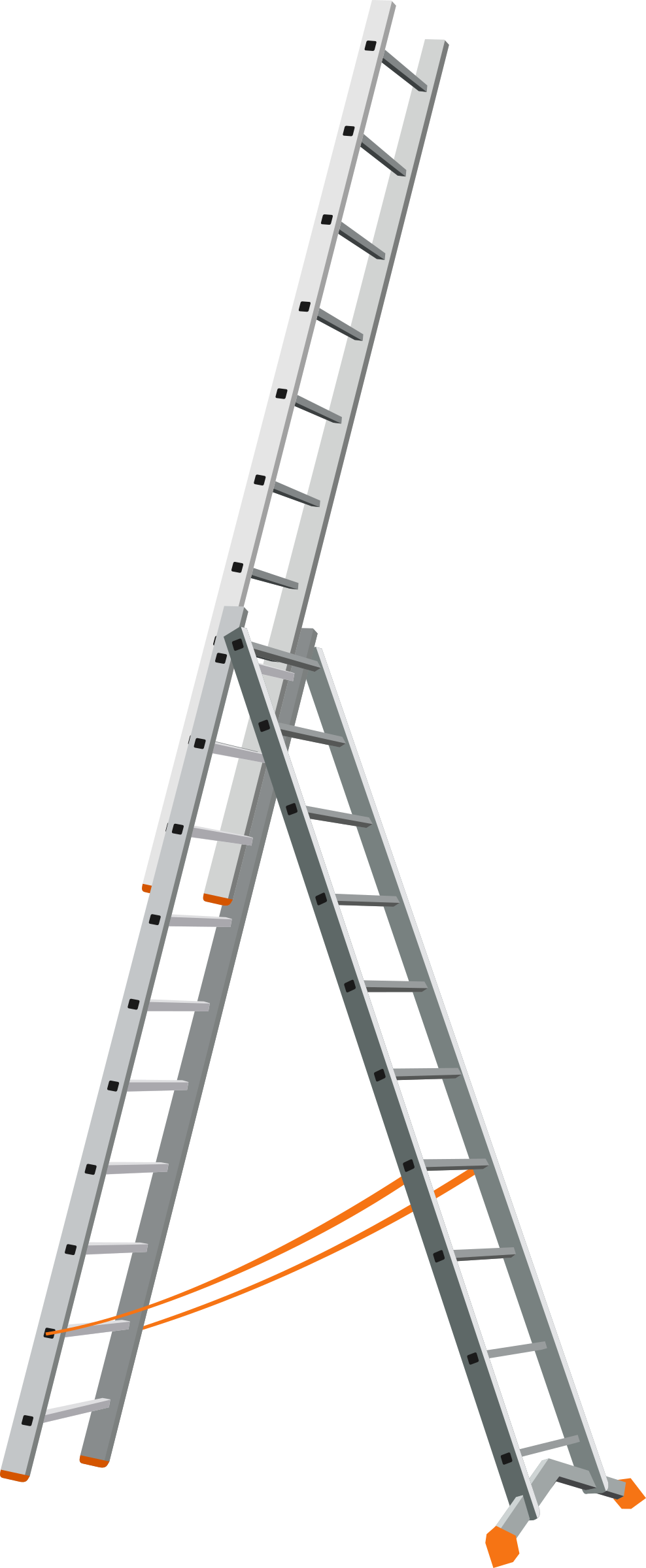 Triple Ladder by rones