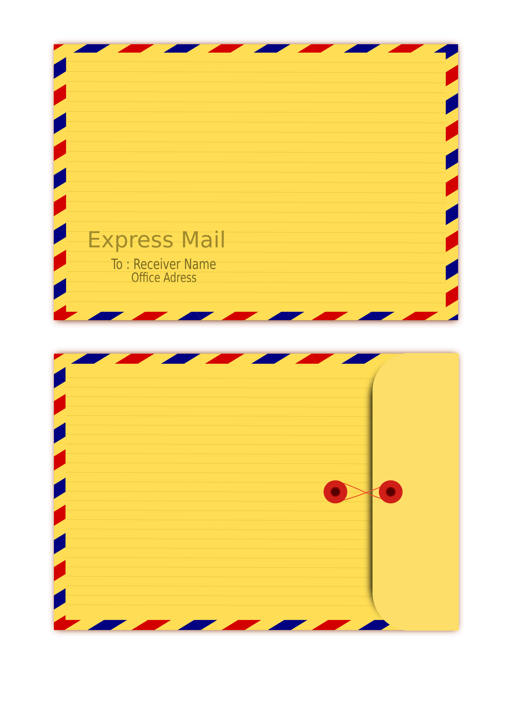 Express Mail by mahfud92