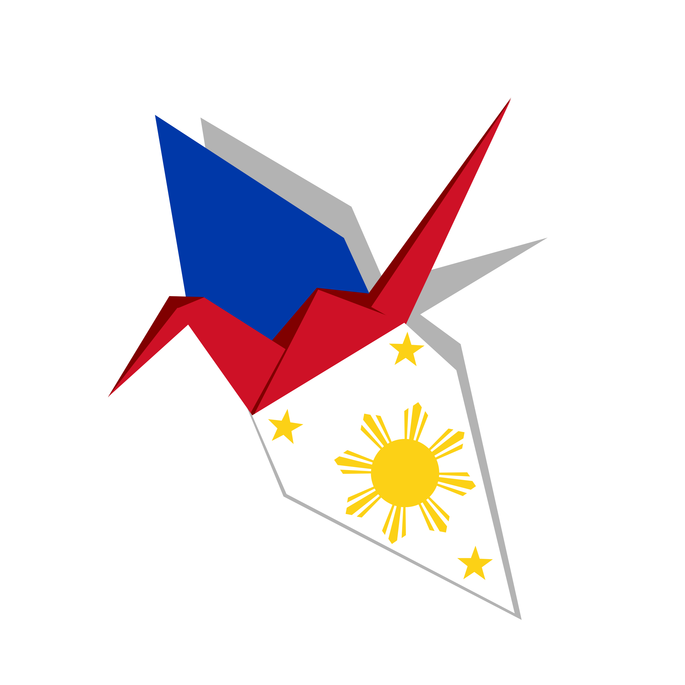 Origami Pilipinas by tuxwrench