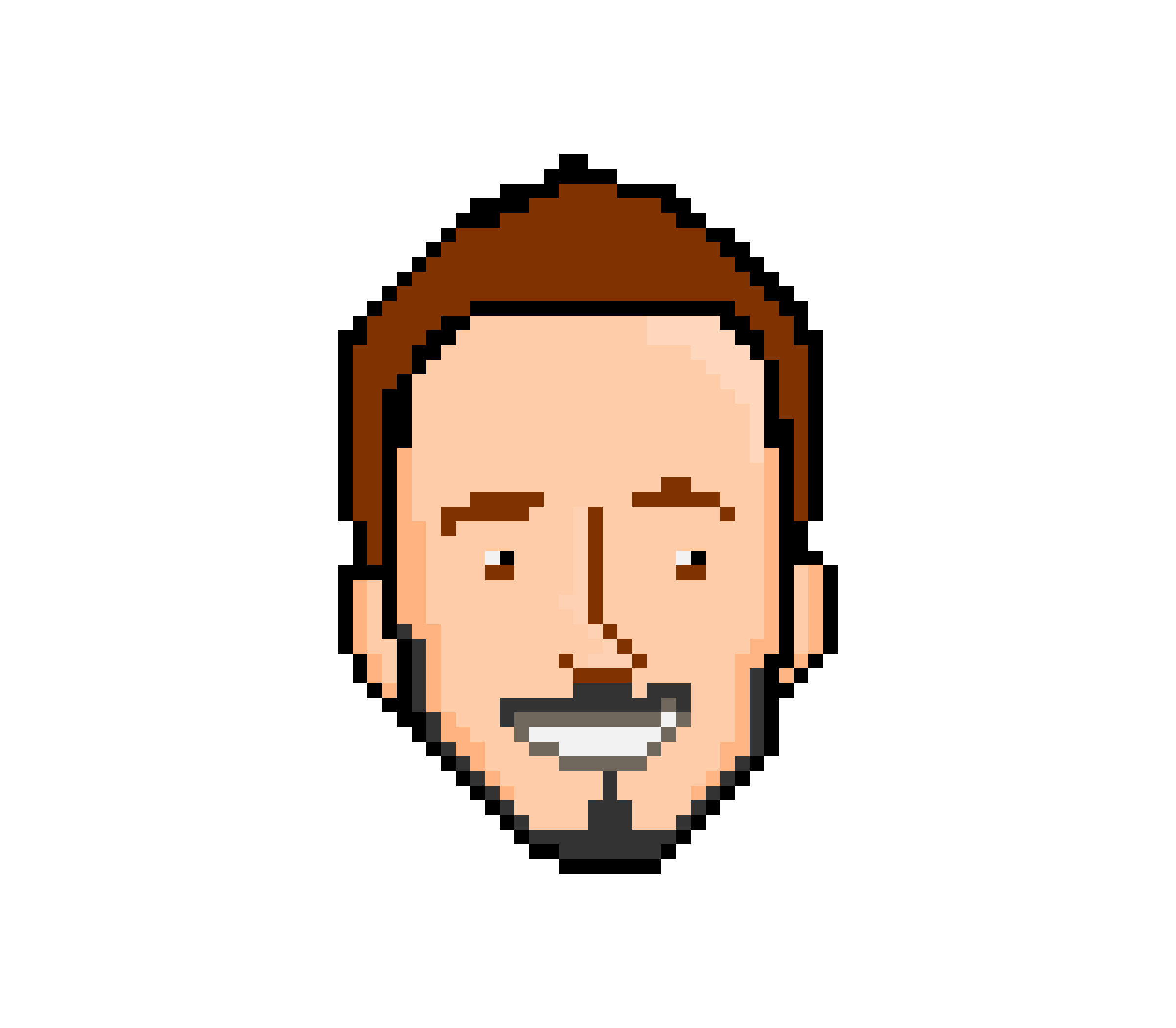 Myself on 8bits by cliparteles
