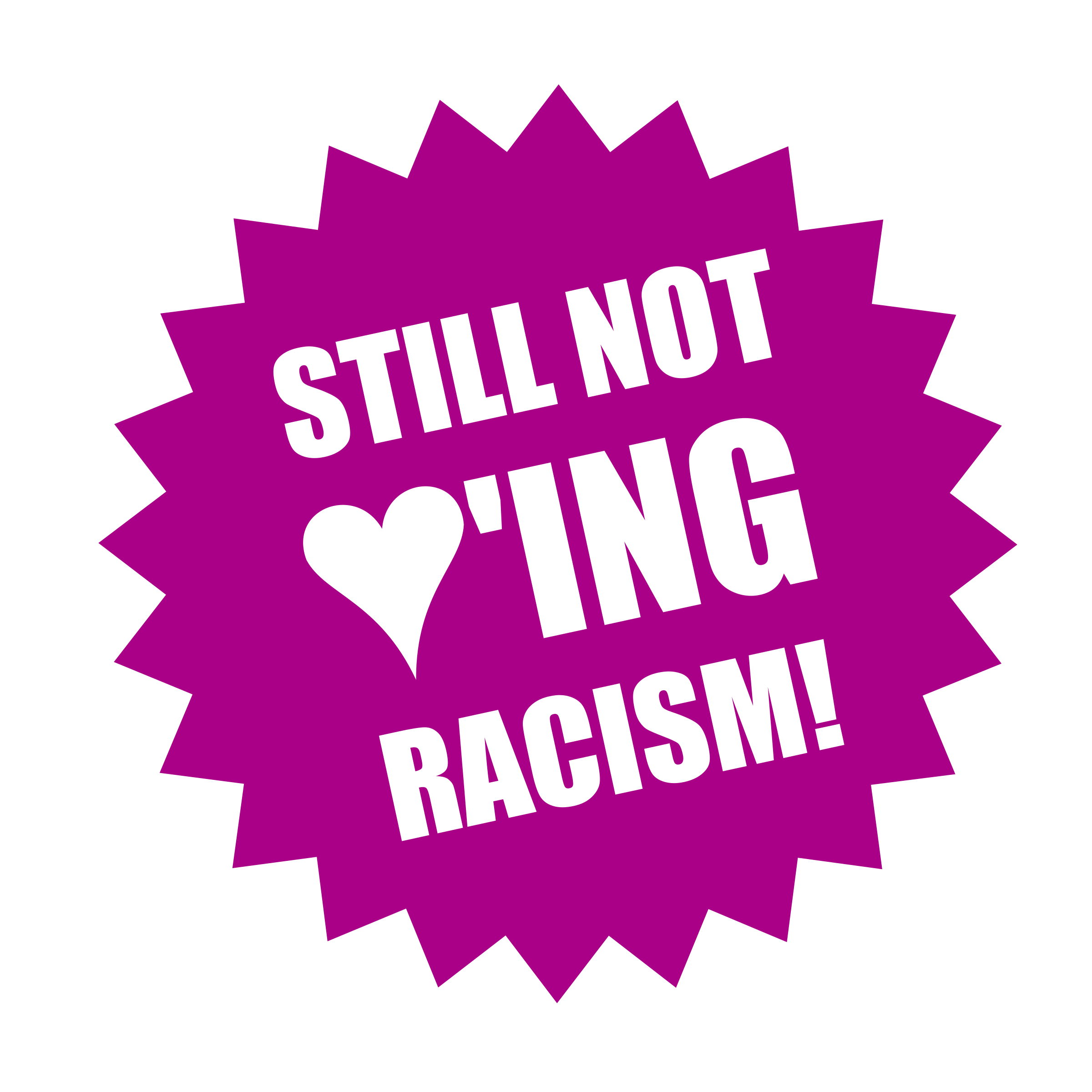 Still not loving Racism by worker