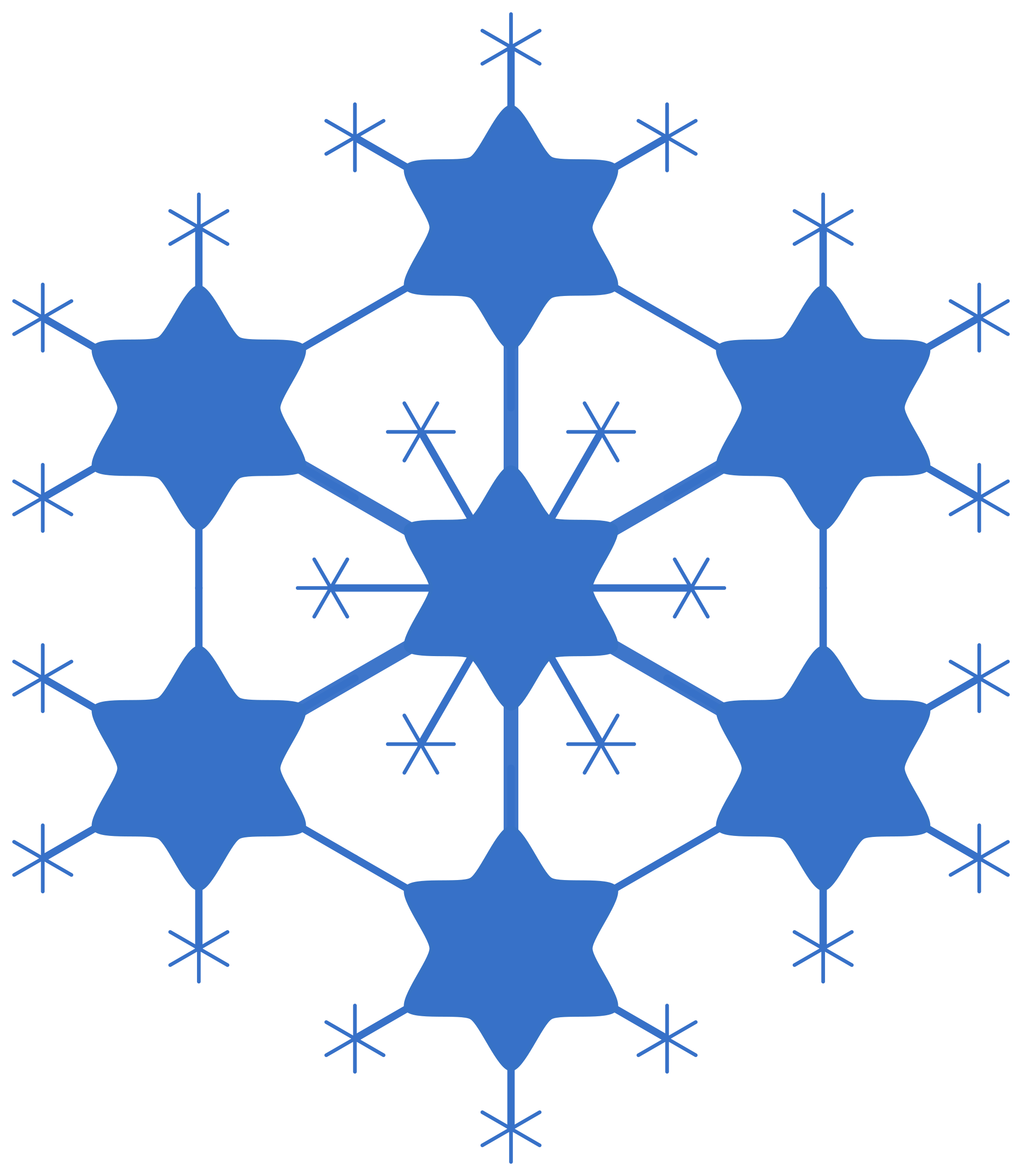 Snow flake by teppo