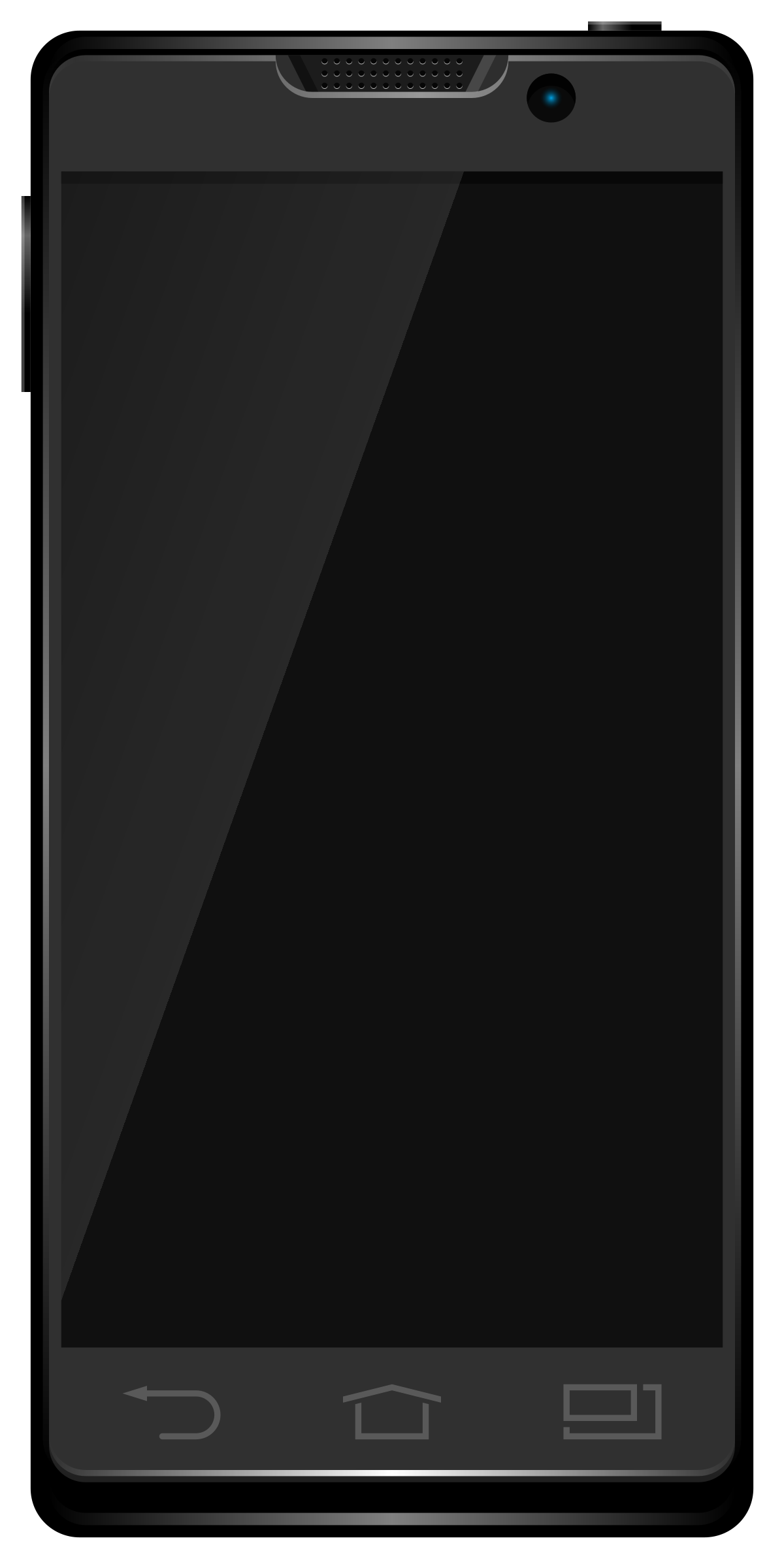Smartphone (layered) by usr_share
