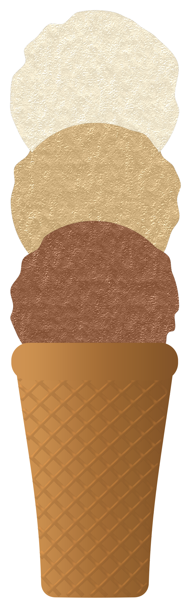 Ice Cream Cone by Arvin61r58
