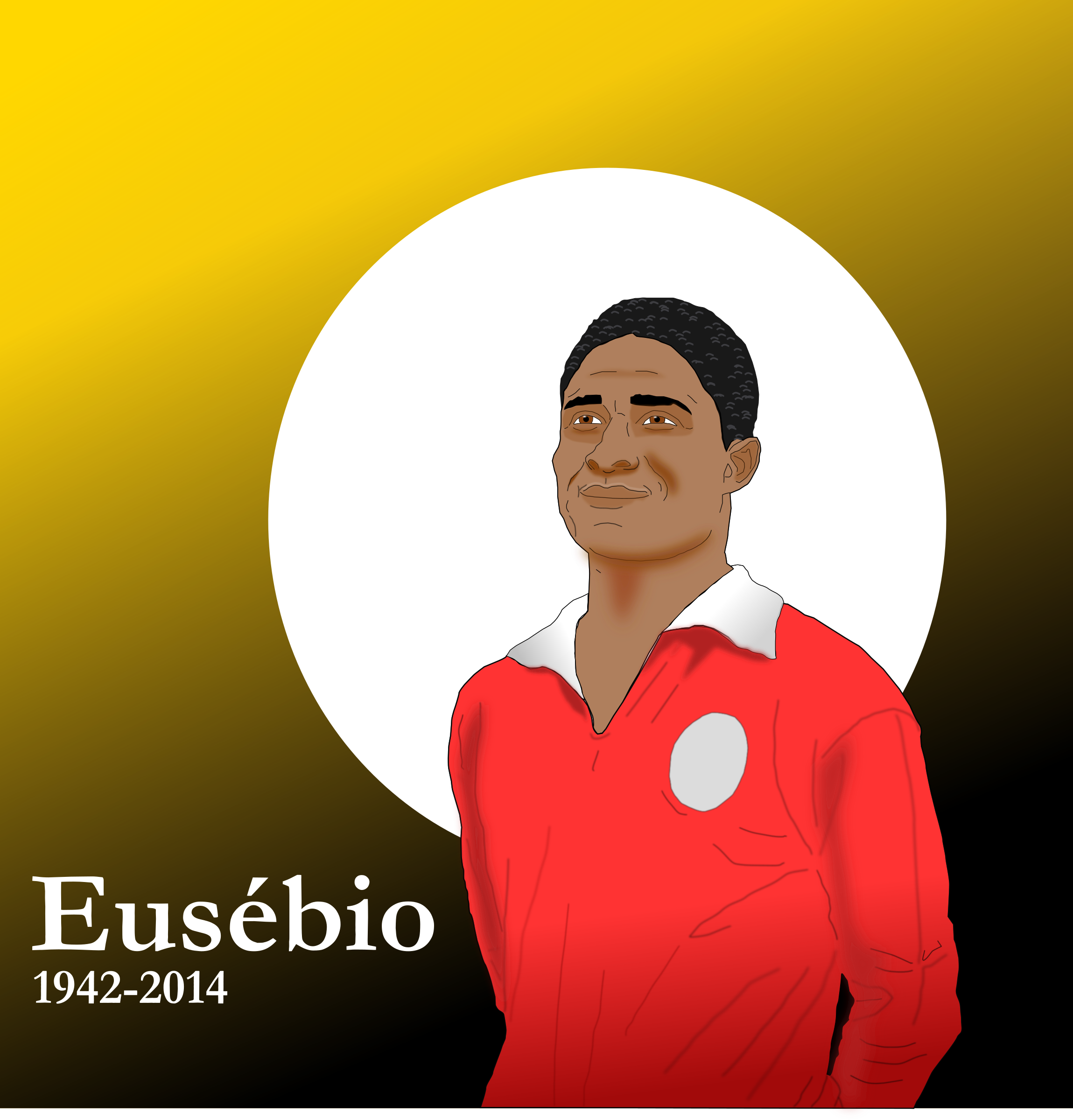 Eusébio, the King by Almeidah