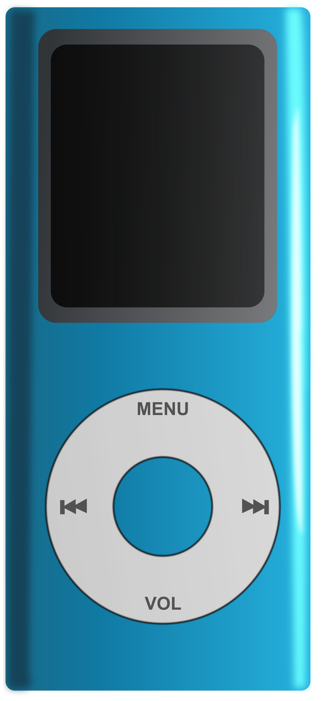 MP4 player by Ramchand