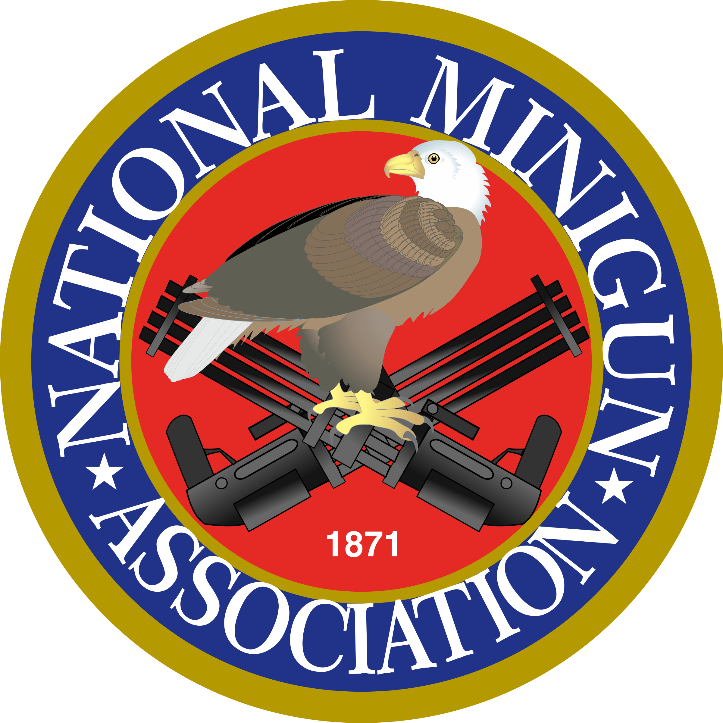 National Minigun Association by GDJ