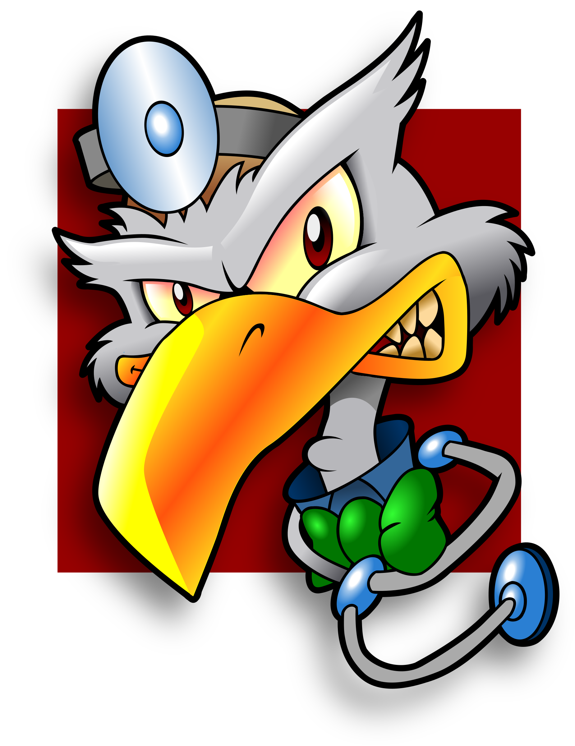 Doctor vulture avatar by Schade