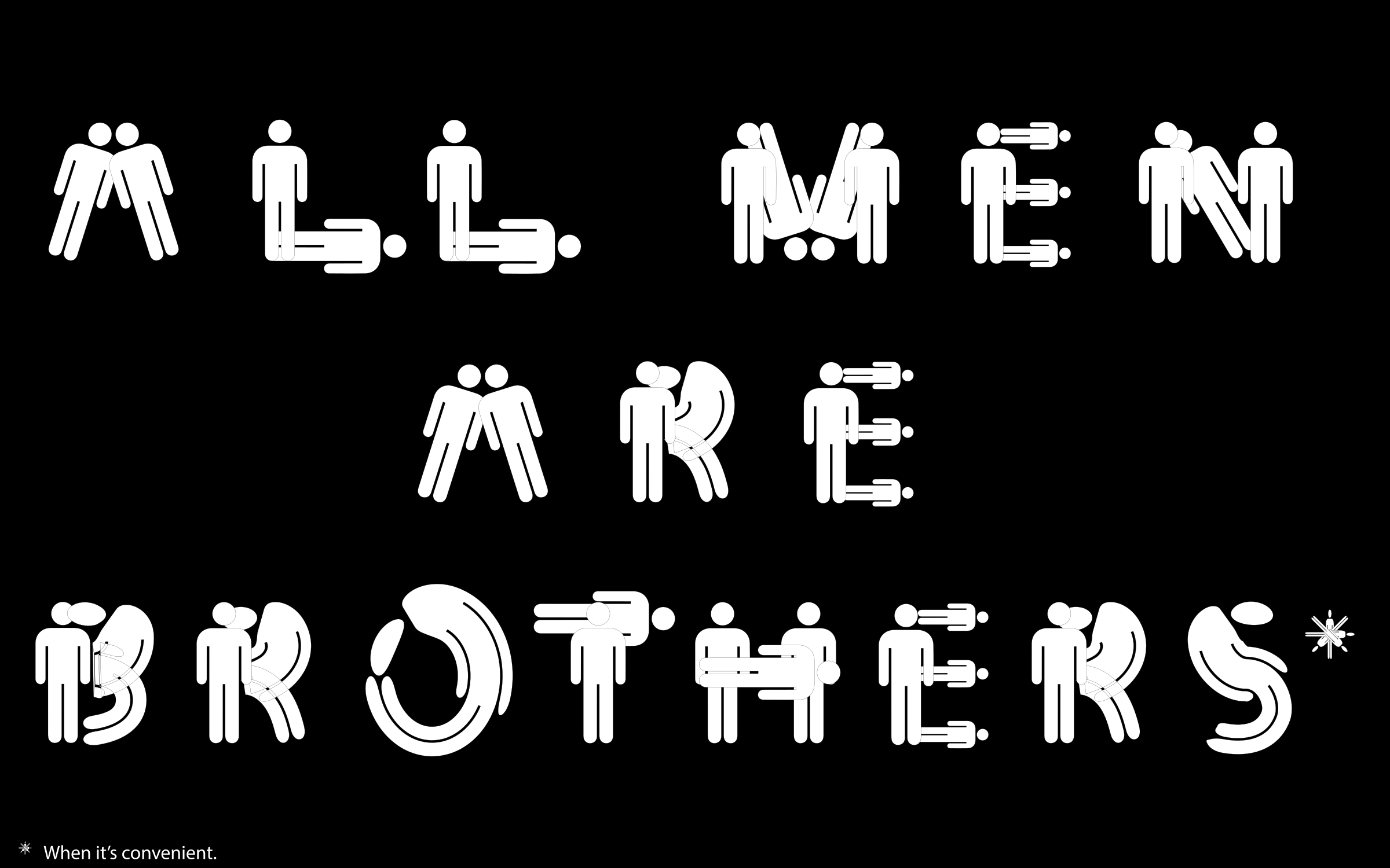 All Men Are Brothers... by GDJ
