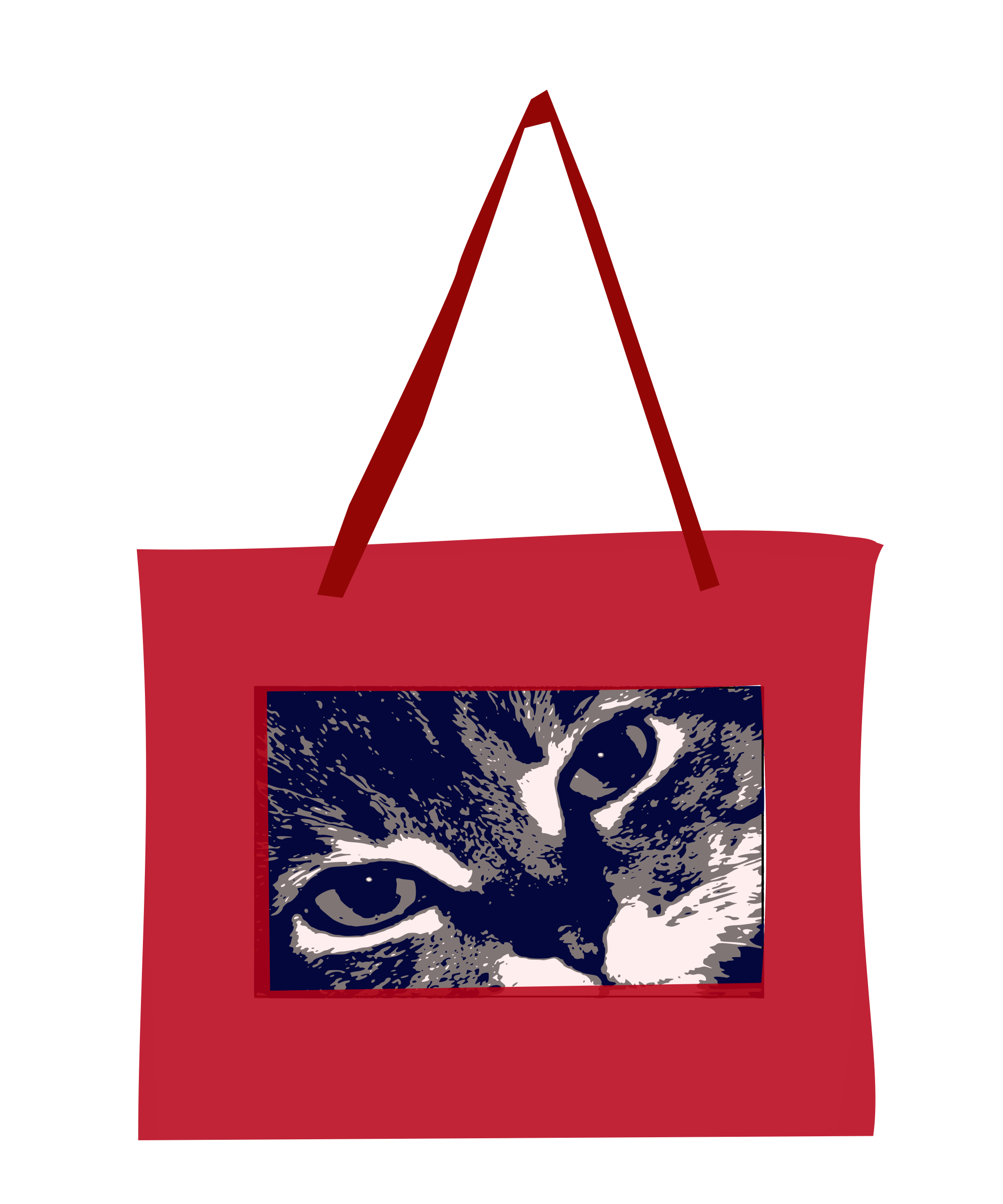 Tote bag-01 by yamachem