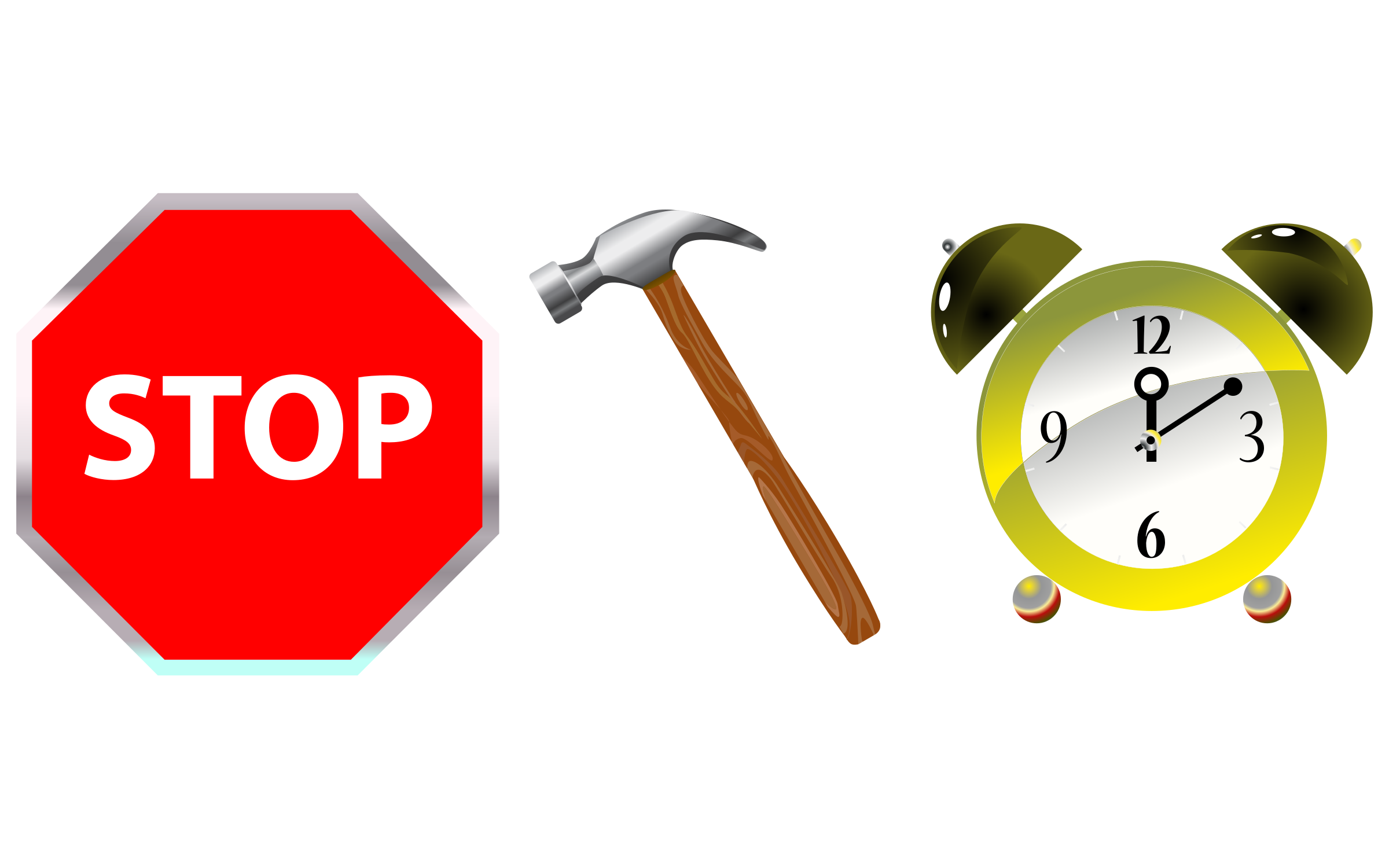 STOP Hammer Time 2 by GDJ