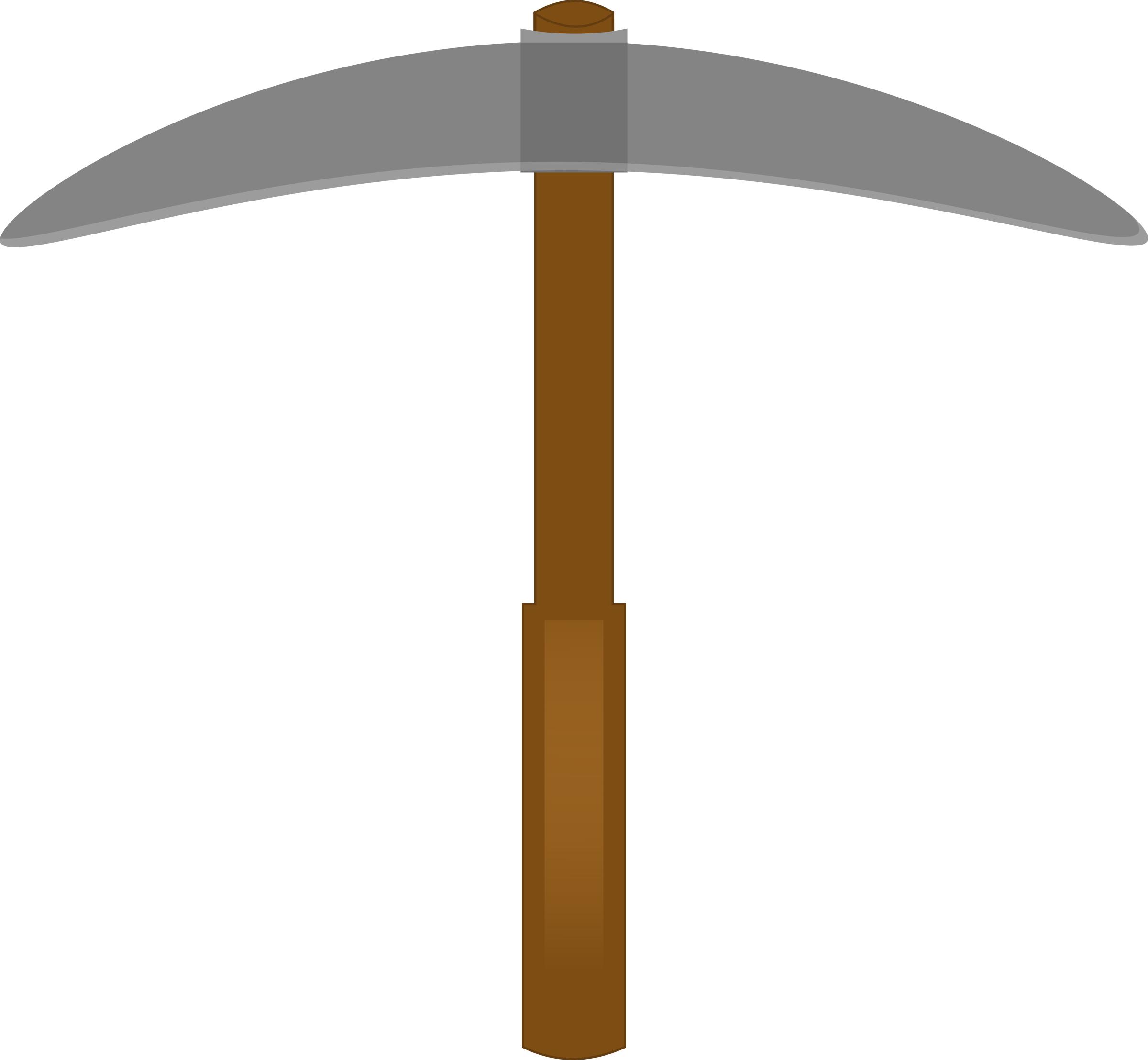 Simple Pickaxe by TheJChaps