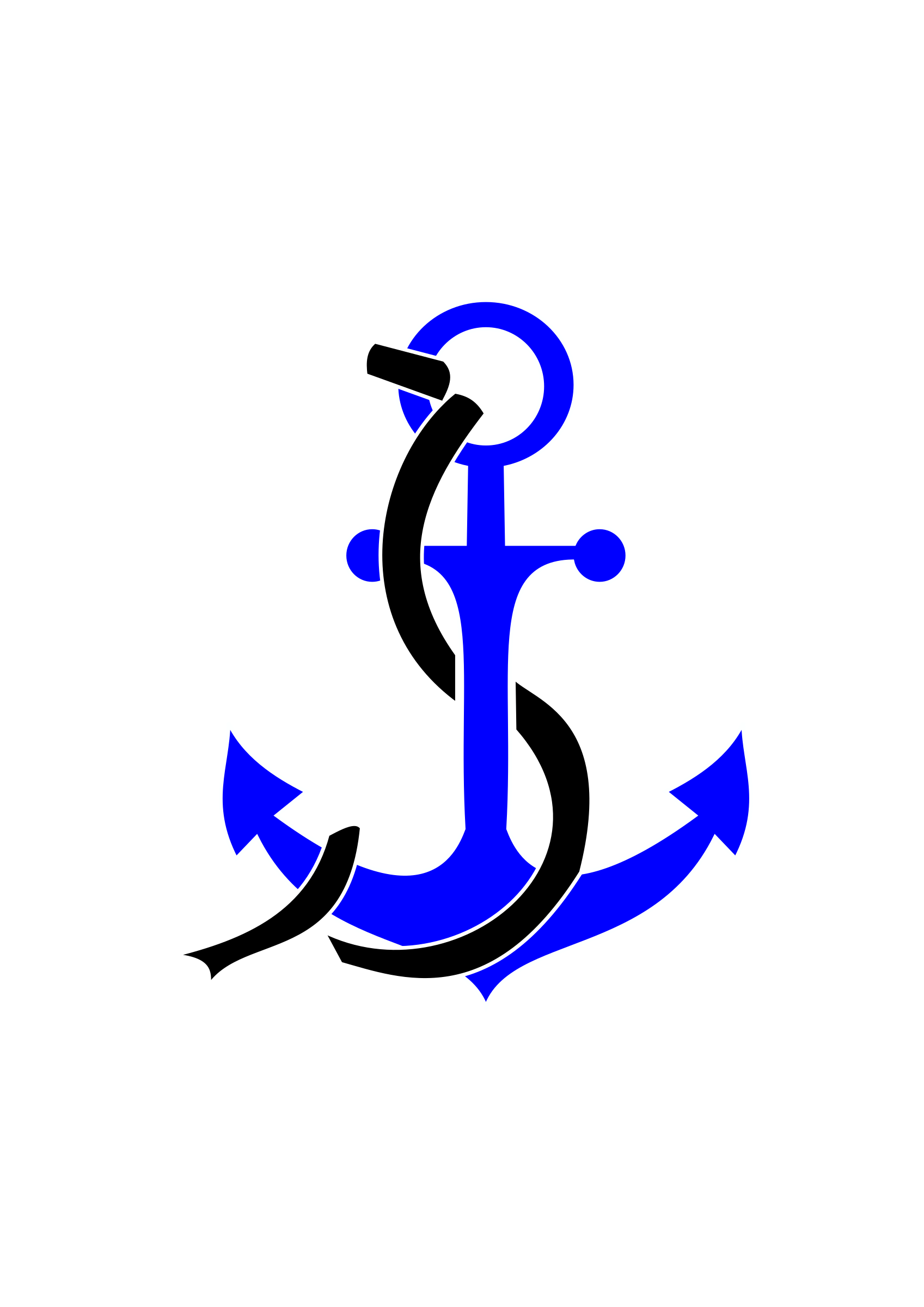 Clipart - Anchor