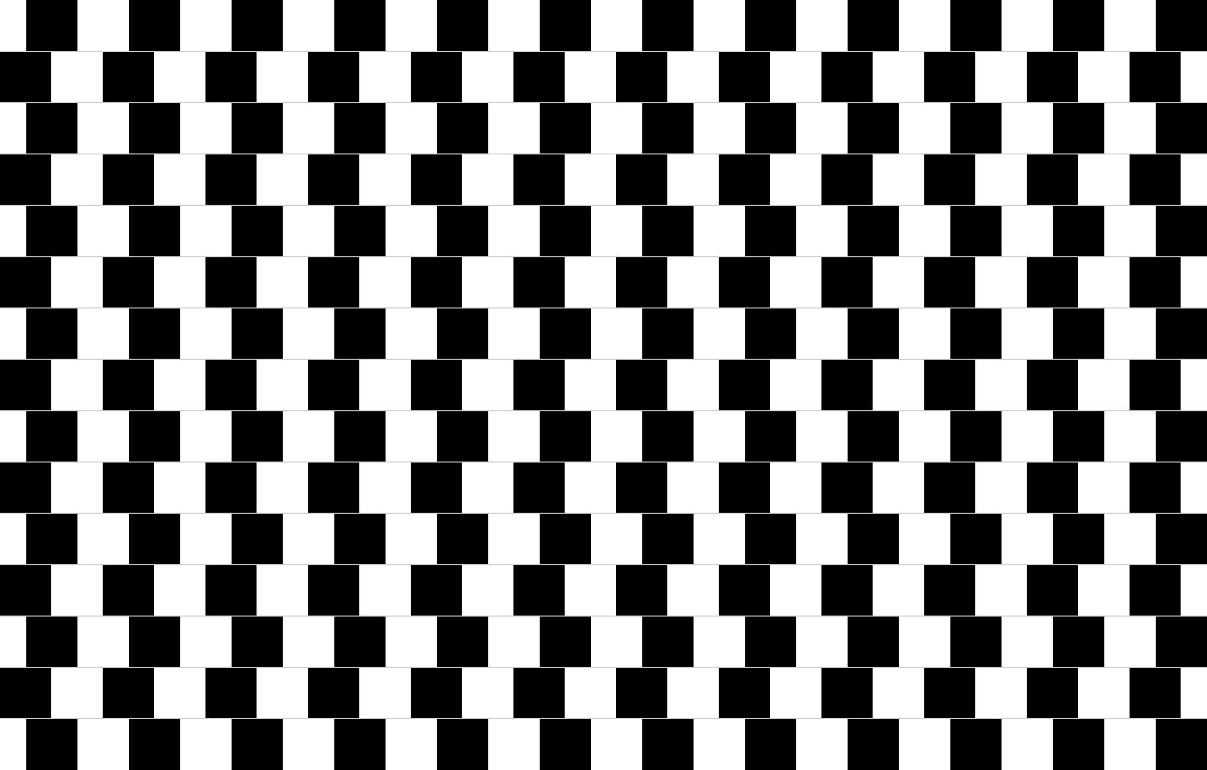 Checkerboard Illusion by GDJ