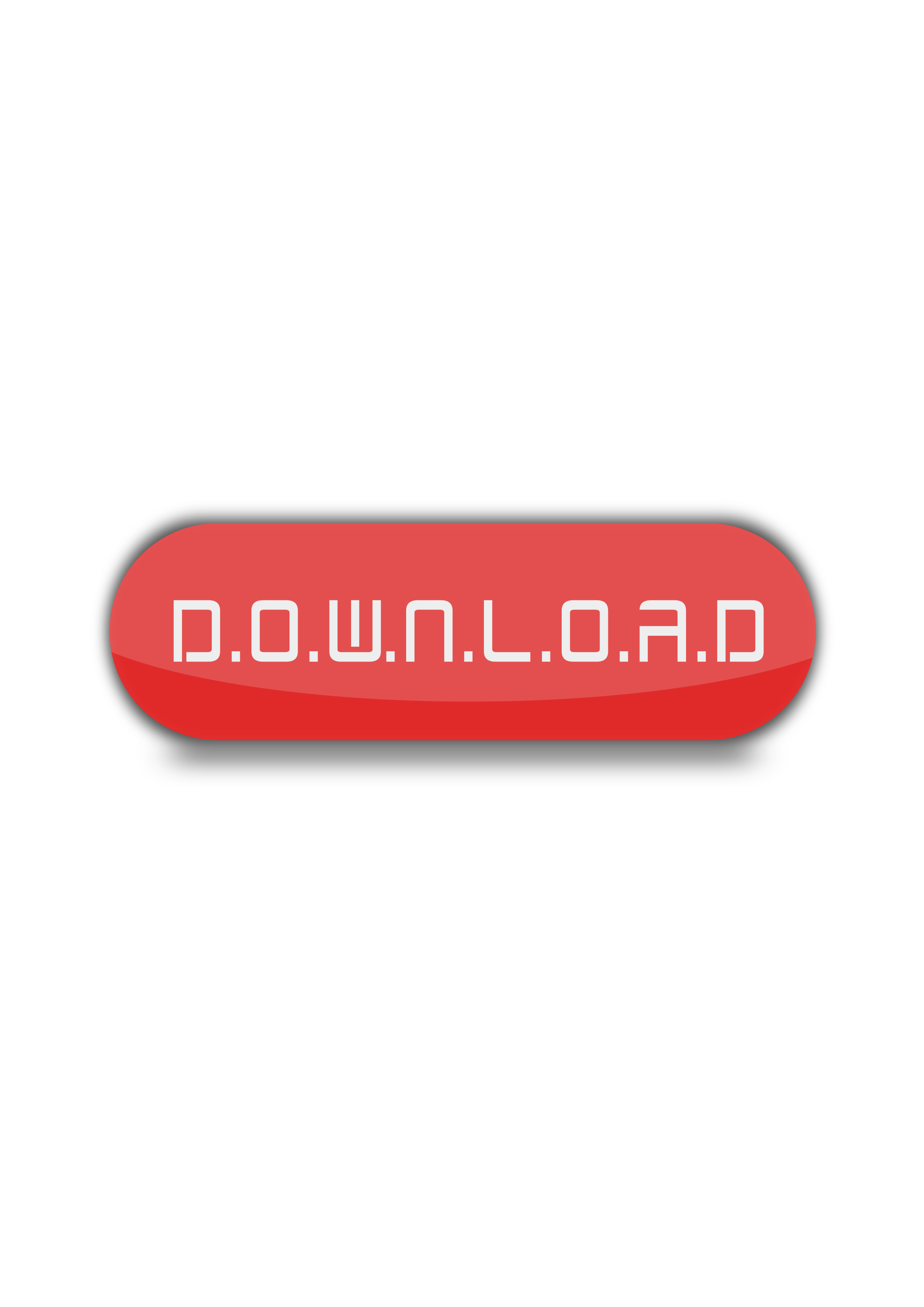 Download button red colour by bloggerpenajam